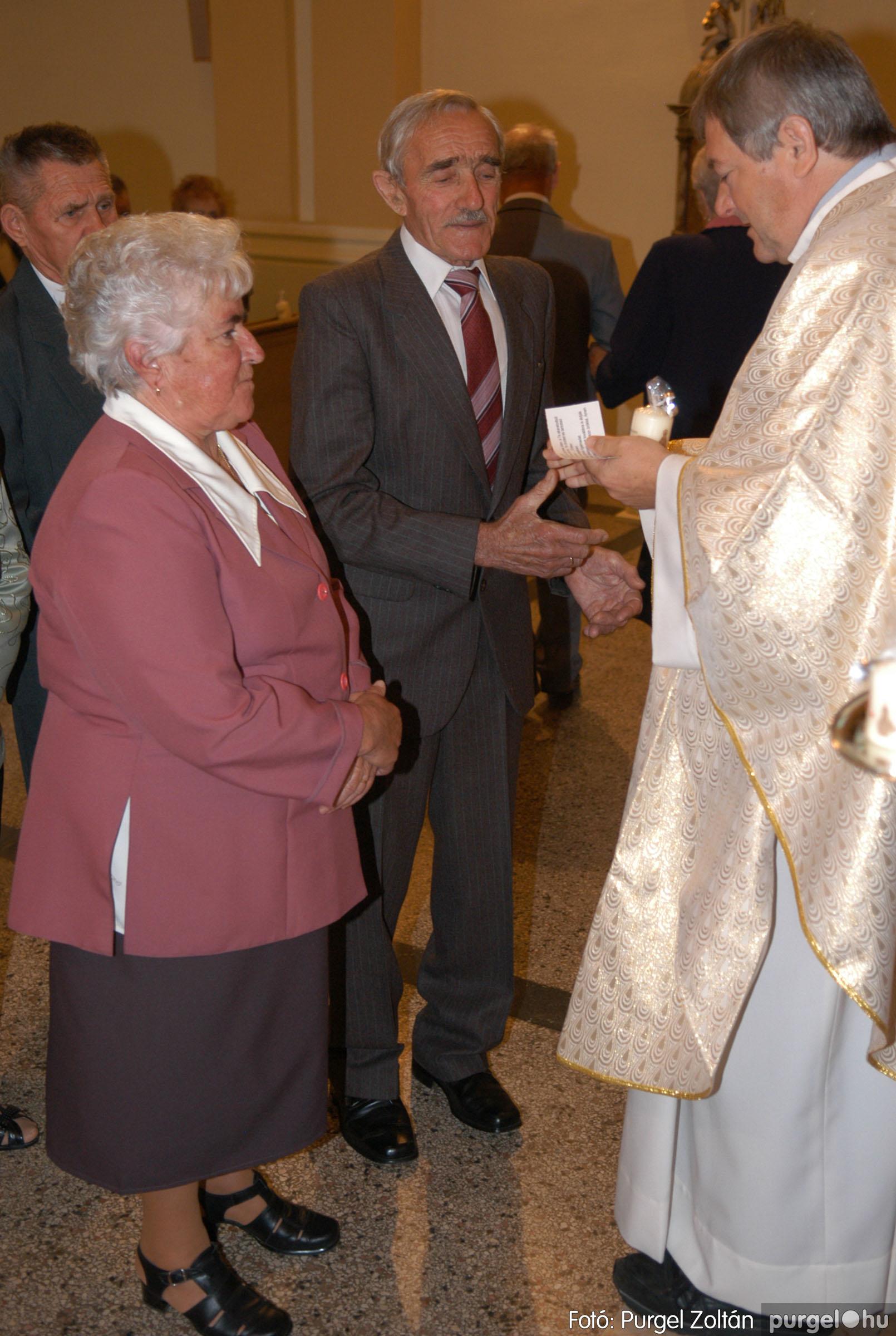 2012.09.23. 029 Kisboldogasszony Templom házassági évfordulók - Fotó:PURGEL ZOLTÁN© DSC_0131q.jpg