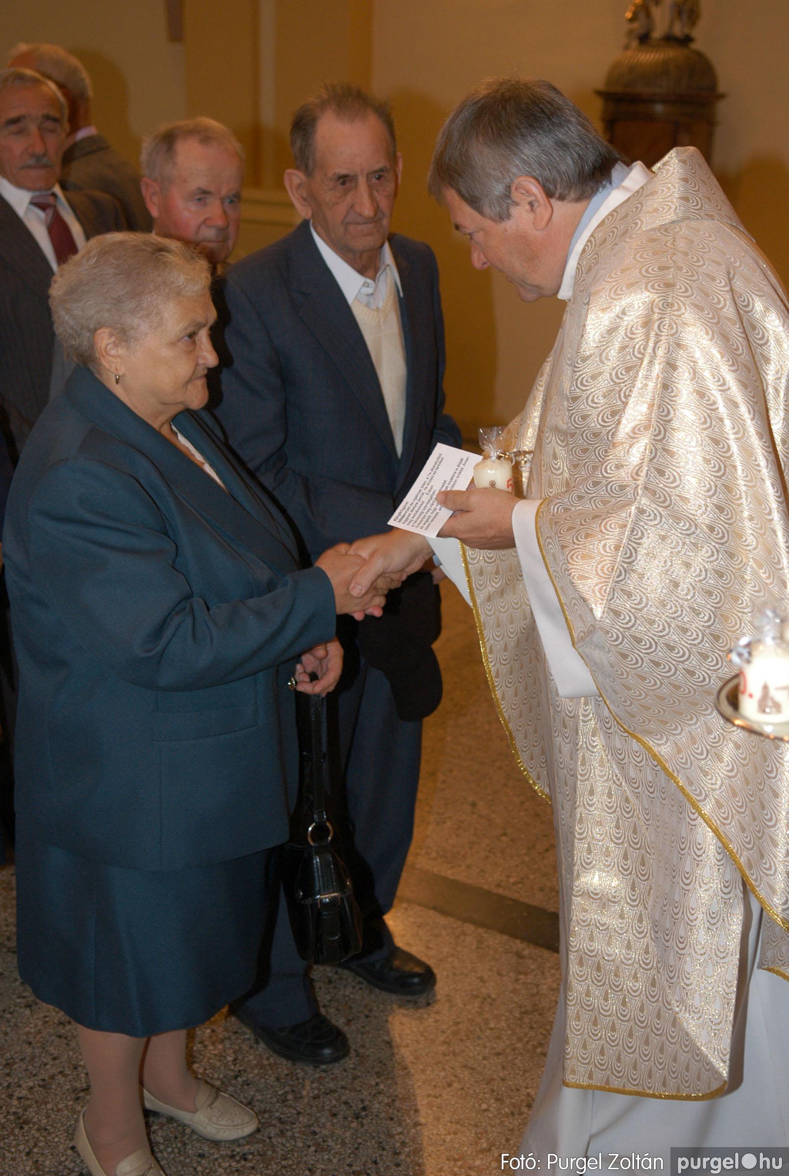 2012.09.23. 026 Kisboldogasszony Templom házassági évfordulók - Fotó:PURGEL ZOLTÁN© DSC_0128q.jpg