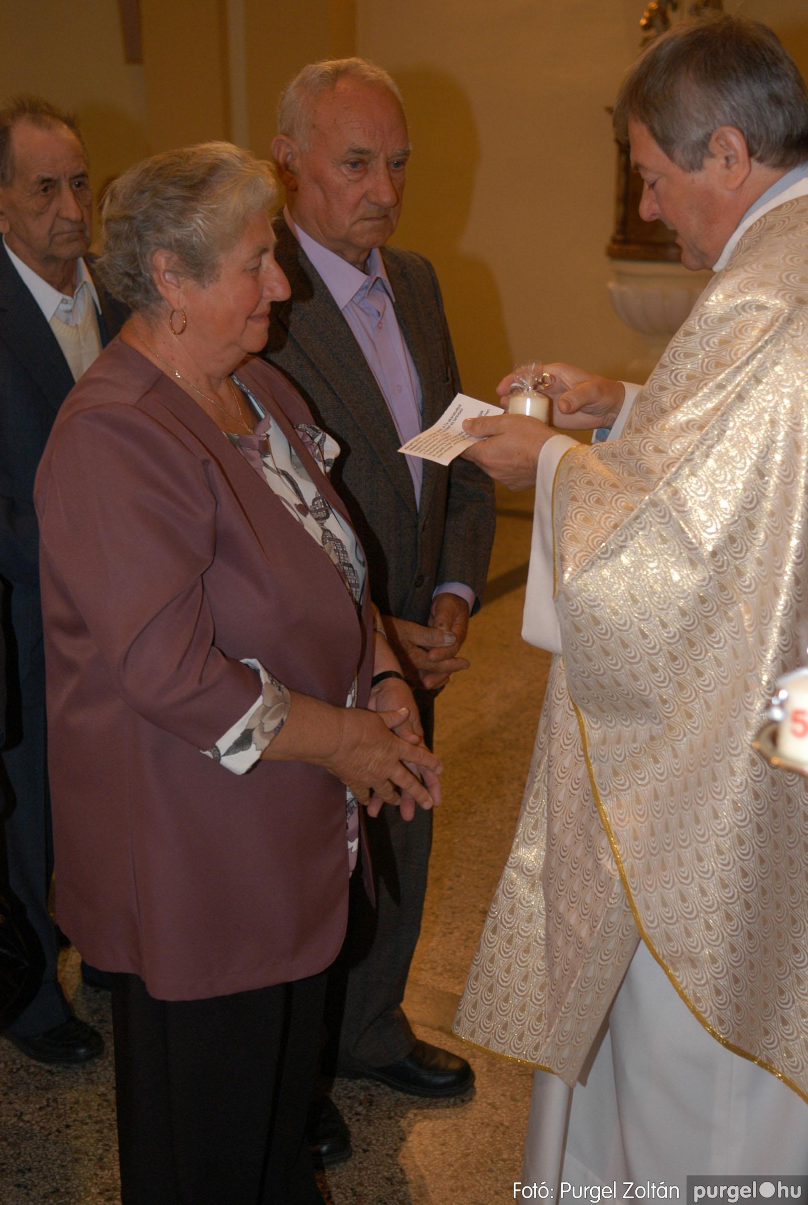 2012.09.23. 024 Kisboldogasszony Templom házassági évfordulók - Fotó:PURGEL ZOLTÁN© DSC_0126q.jpg