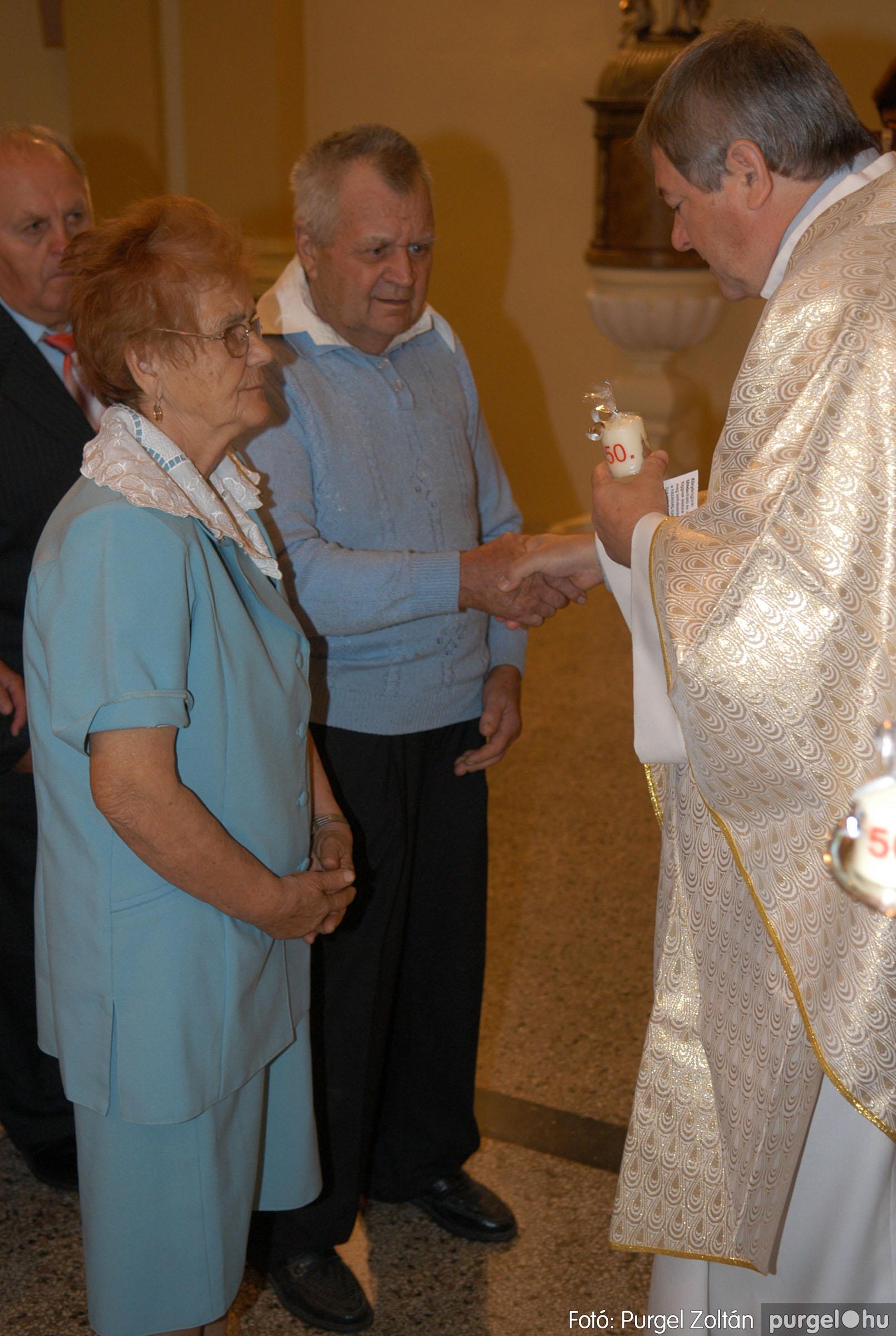 2012.09.23. 020 Kisboldogasszony Templom házassági évfordulók - Fotó:PURGEL ZOLTÁN© DSC_0122q.jpg