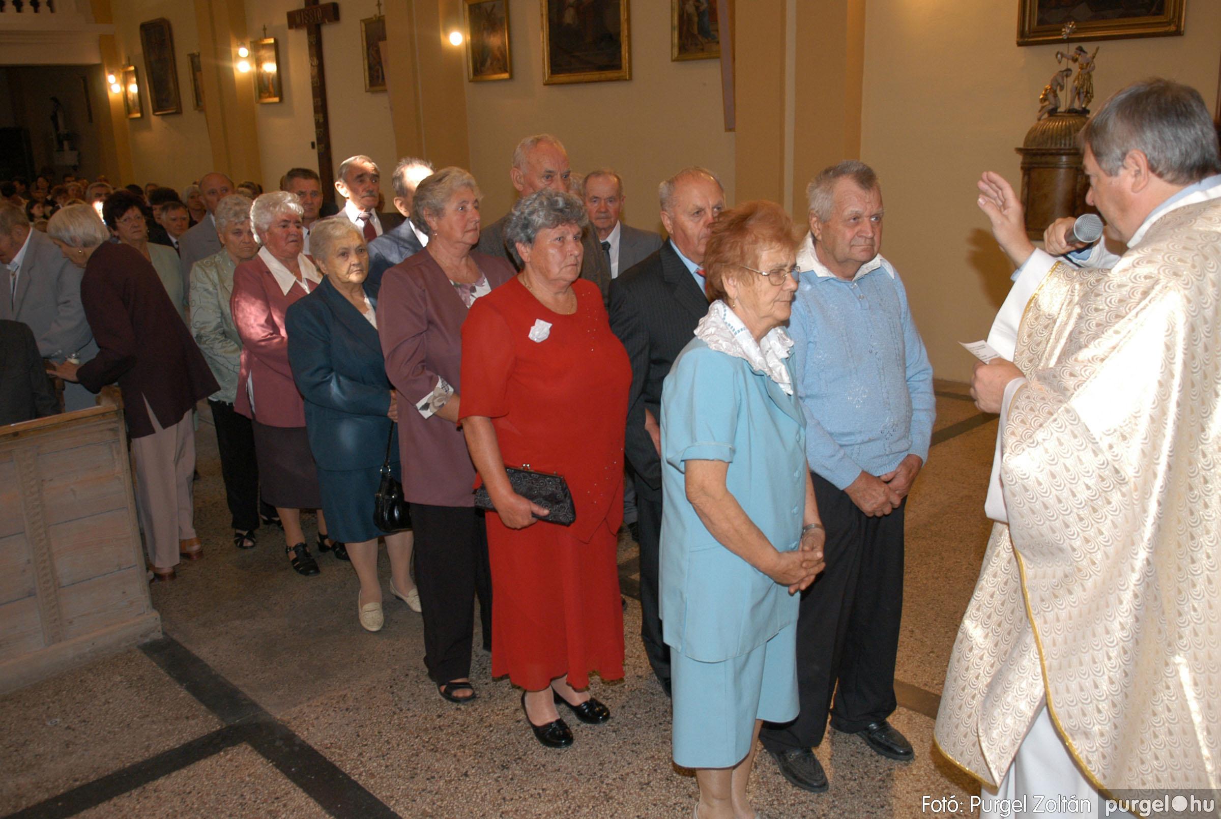 2012.09.23. 017 Kisboldogasszony Templom házassági évfordulók - Fotó:PURGEL ZOLTÁN© DSC_0119q.jpg