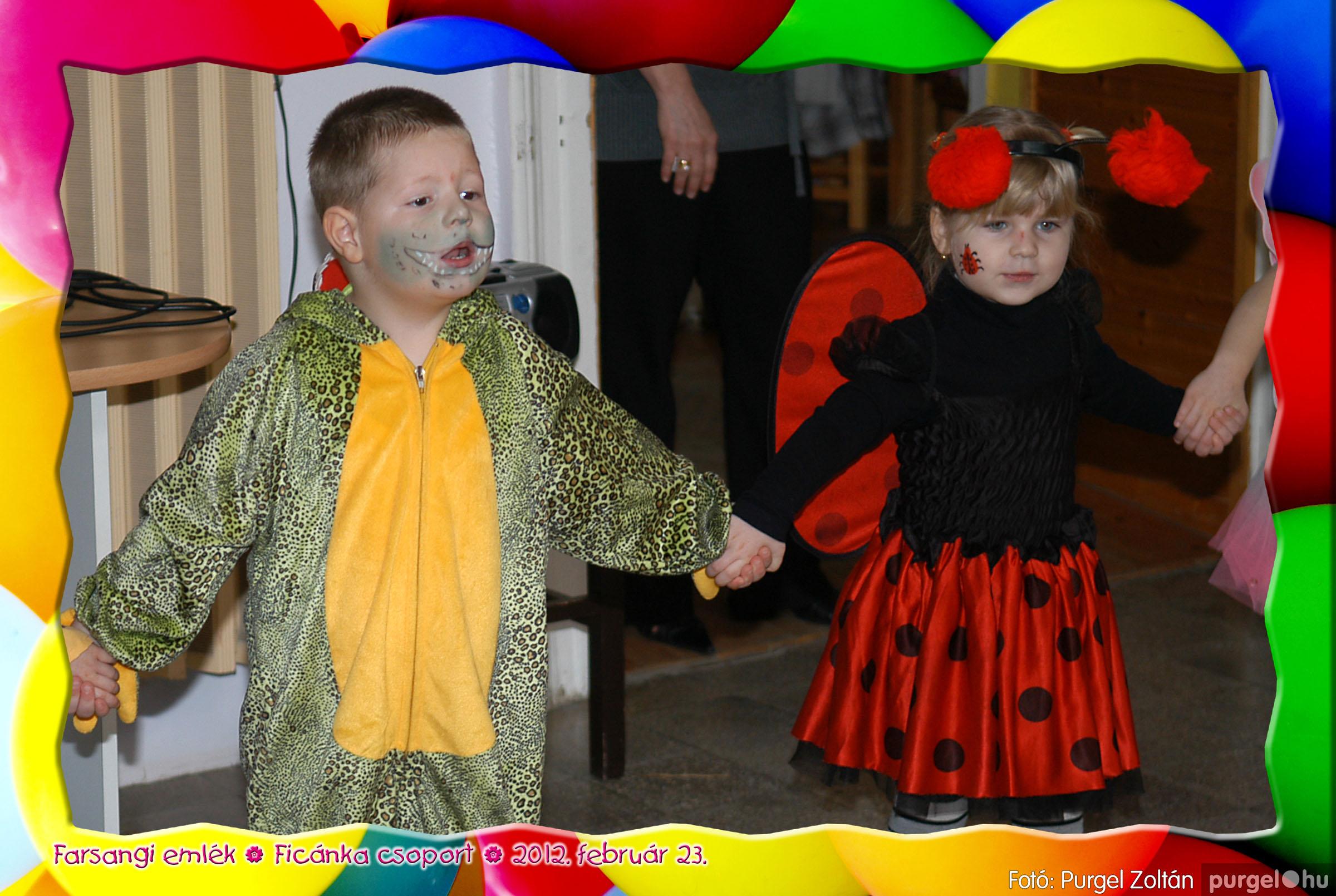 2012.02.23. 076 Kurca-parti Óvoda farsang 2012. - Ficánka csoport - Fotó:PURGEL ZOLTÁN© 204.jpg