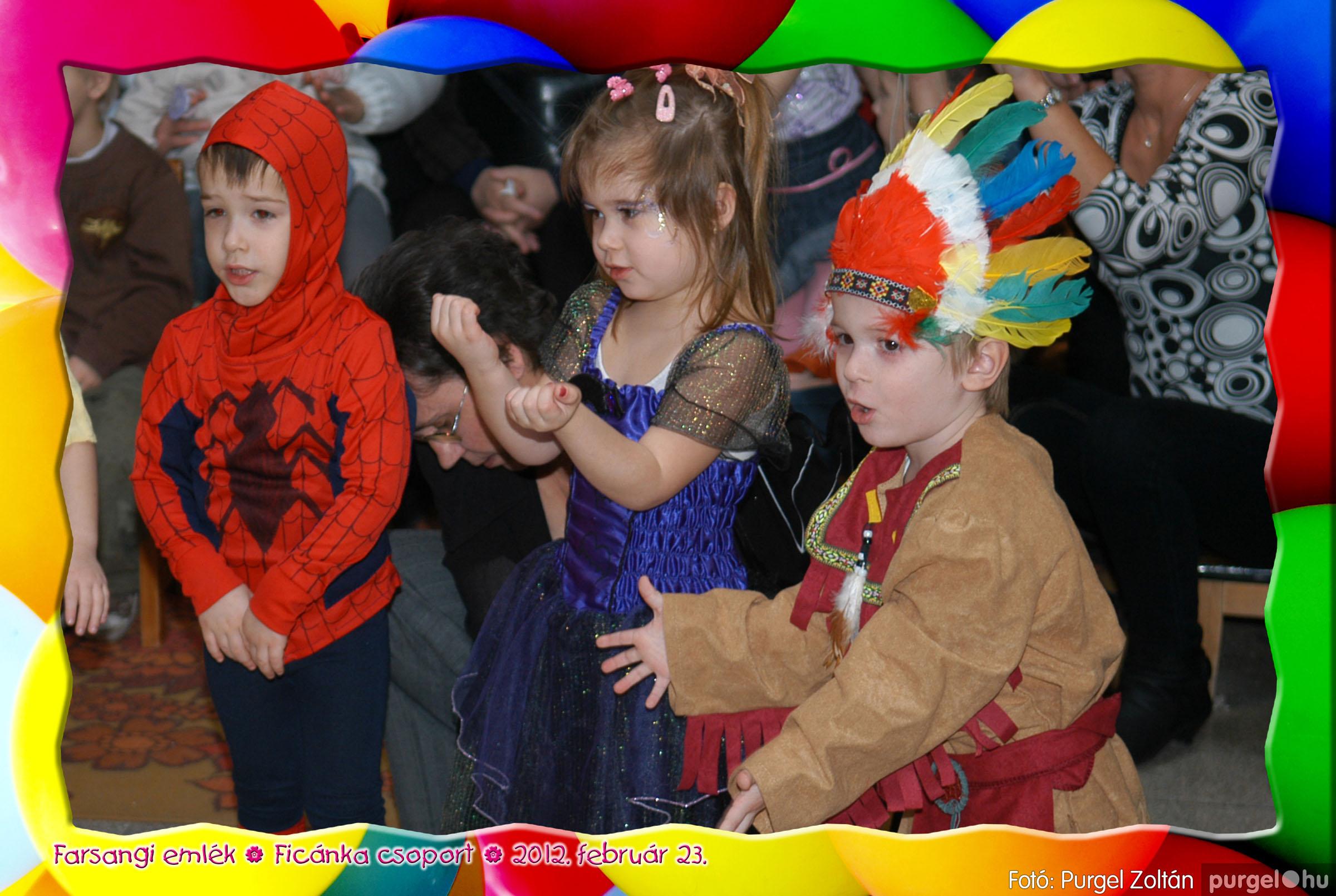 2012.02.23. 078 Kurca-parti Óvoda farsang 2012. - Ficánka csoport - Fotó:PURGEL ZOLTÁN© 206.jpg