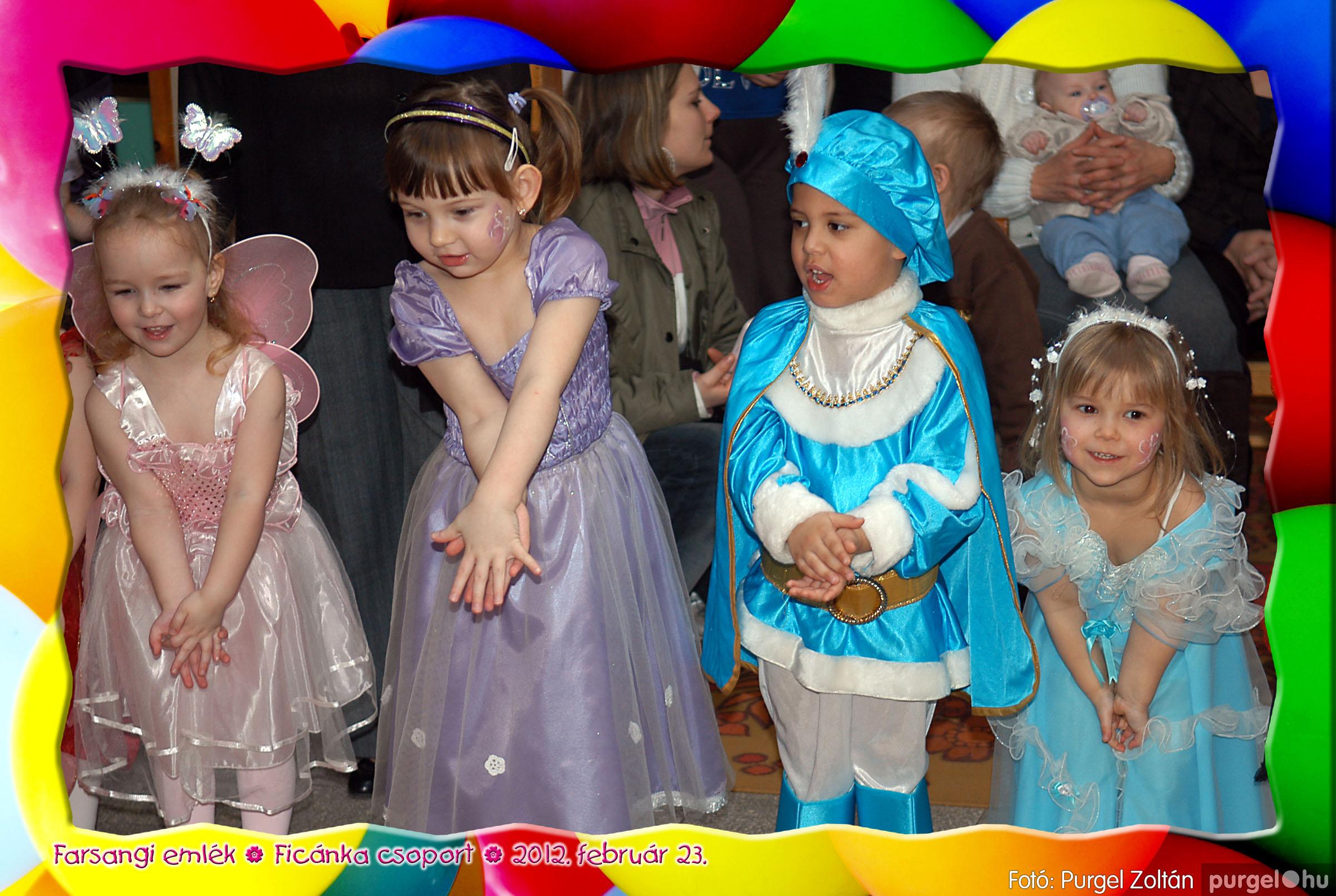 2012.02.23. 100 Kurca-parti Óvoda farsang 2012. - Ficánka csoport - Fotó:PURGEL ZOLTÁN© 228.jpg