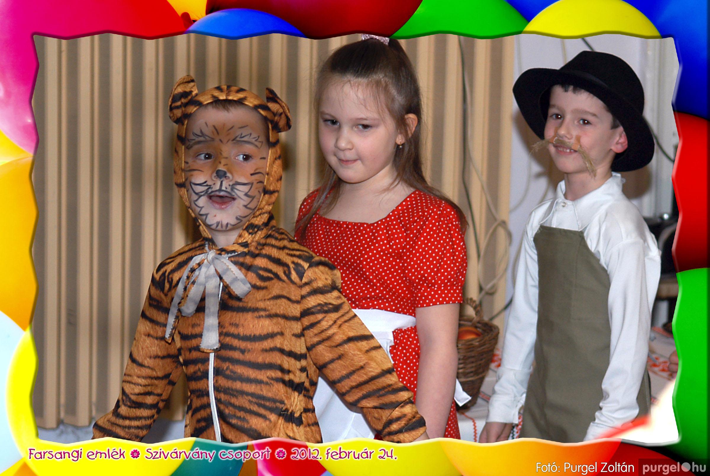 2012.02.24. 157 Kurca-parti Óvoda farsang 2012. - Szivárvány csoport - Fotó:PURGEL ZOLTÁN© 616.jpg