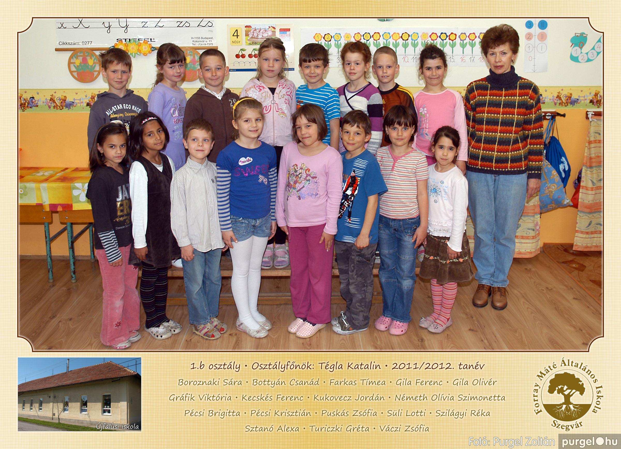 2012.04.25-06.12. 003 Forray Máté Általános Iskola osztályképek 2011. - Fotó:PURGEL ZOLTÁN© 1b-1.jpg