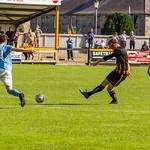 Nicholas Gray nets his side's third