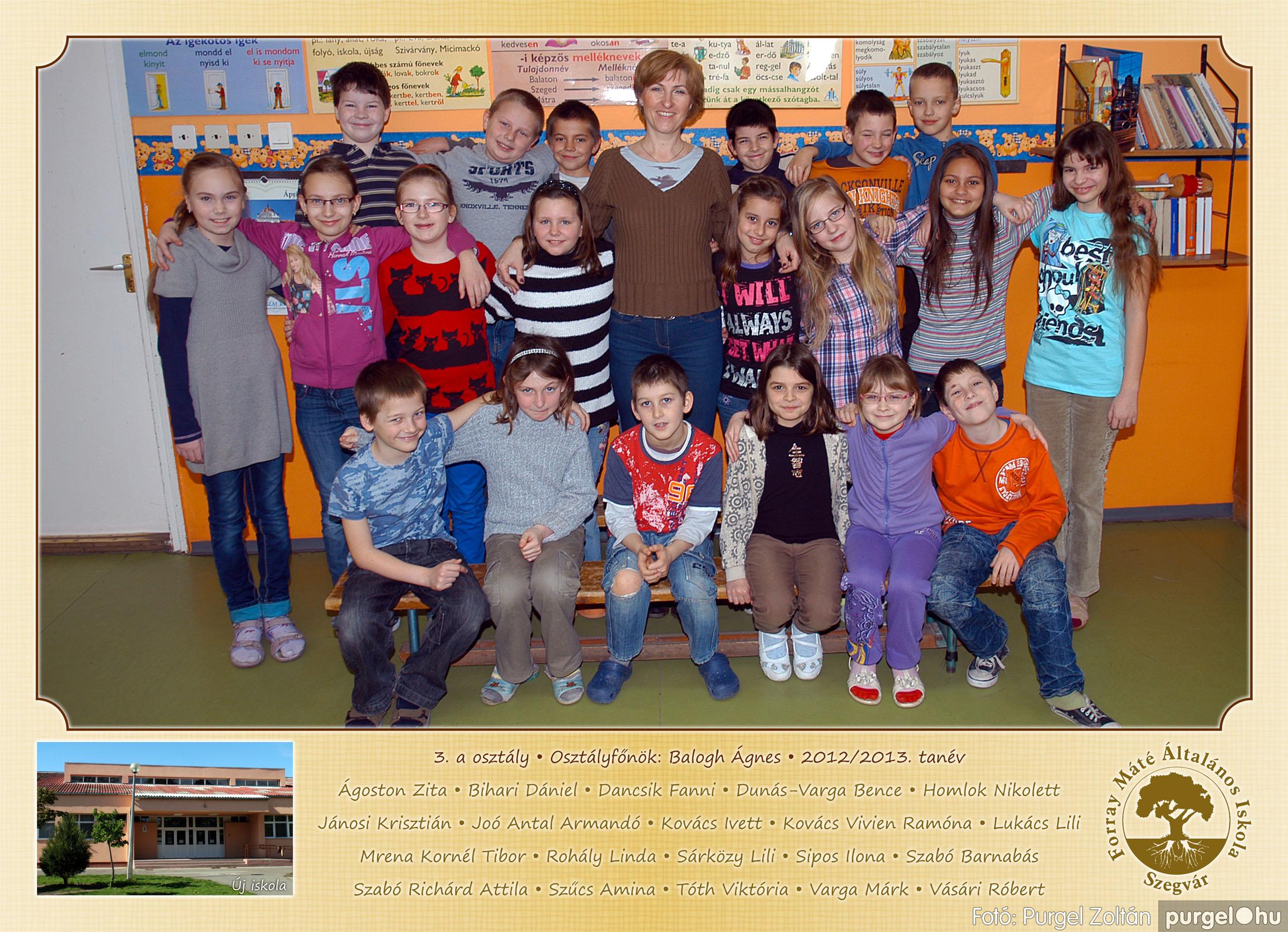 2013.04.04-05.24. 010 Forray Máté Általános Iskola osztályképek 2013. - Fotó:PURGEL ZOLTÁN© 3a-2.jpg