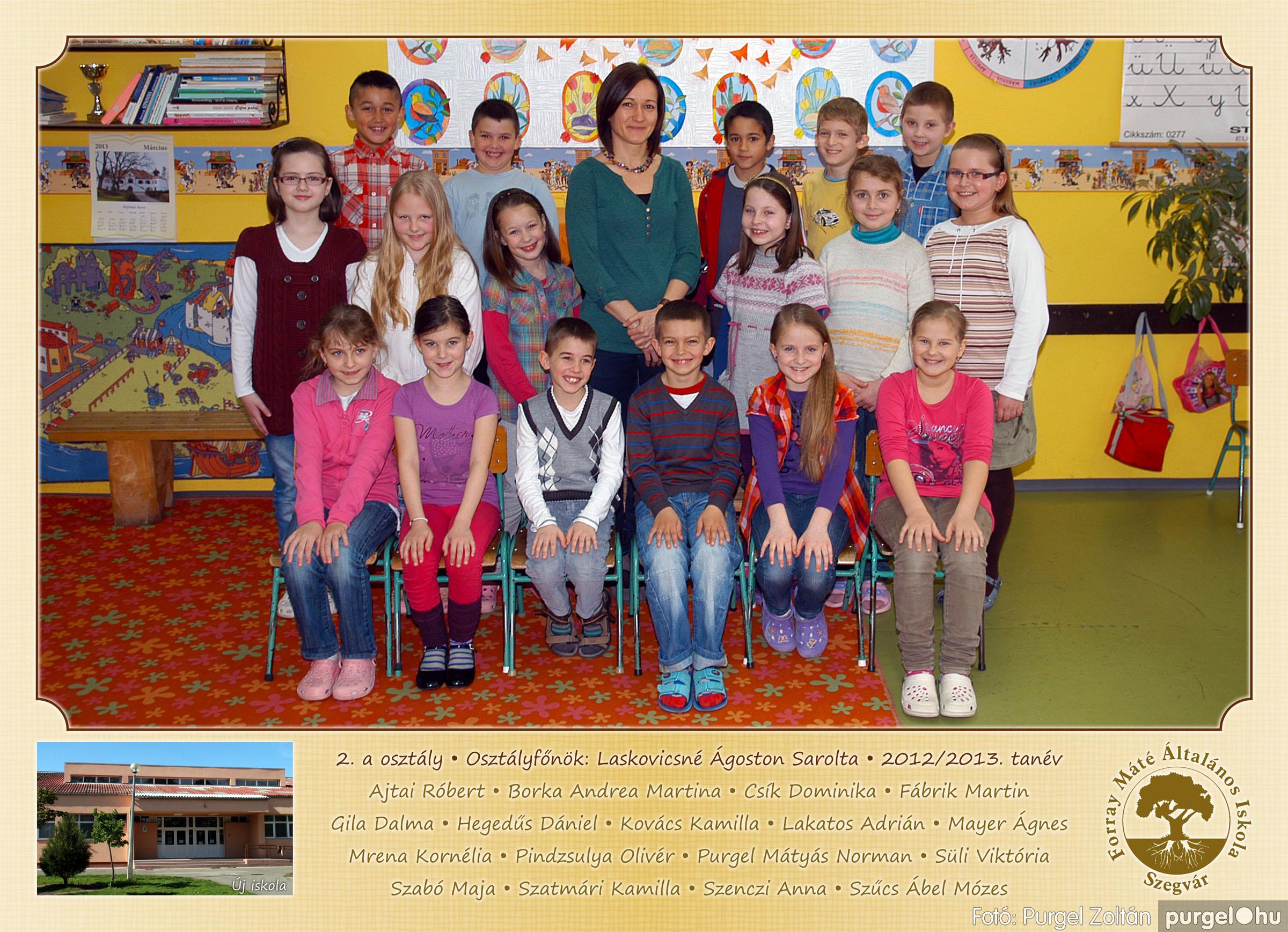 2013.04.04-05.24. 005 Forray Máté Általános Iskola osztályképek 2013. - Fotó:PURGEL ZOLTÁN© 2a-1.jpg