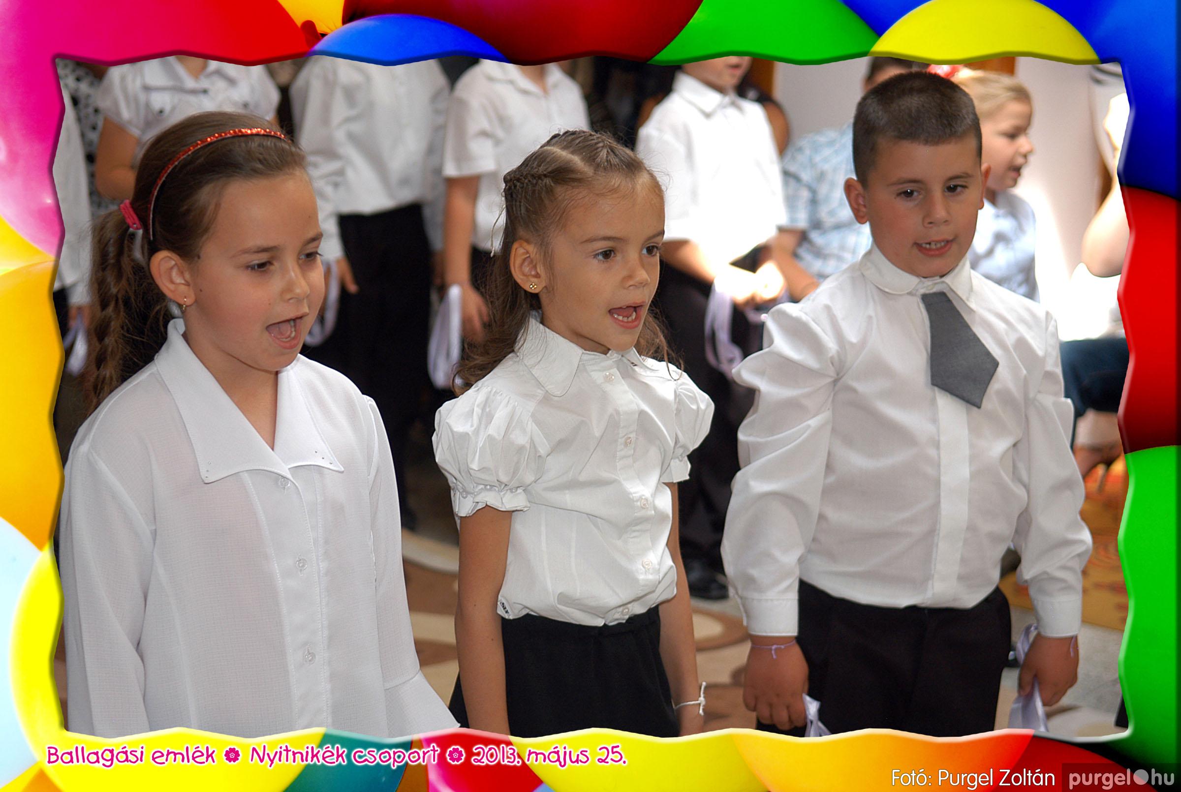 2013.05.25. 191 Kurca-parti Óvoda évzáró 2013. - Nyitnikék csoport - Fotó:PURGEL ZOLTÁN© 512.jpg