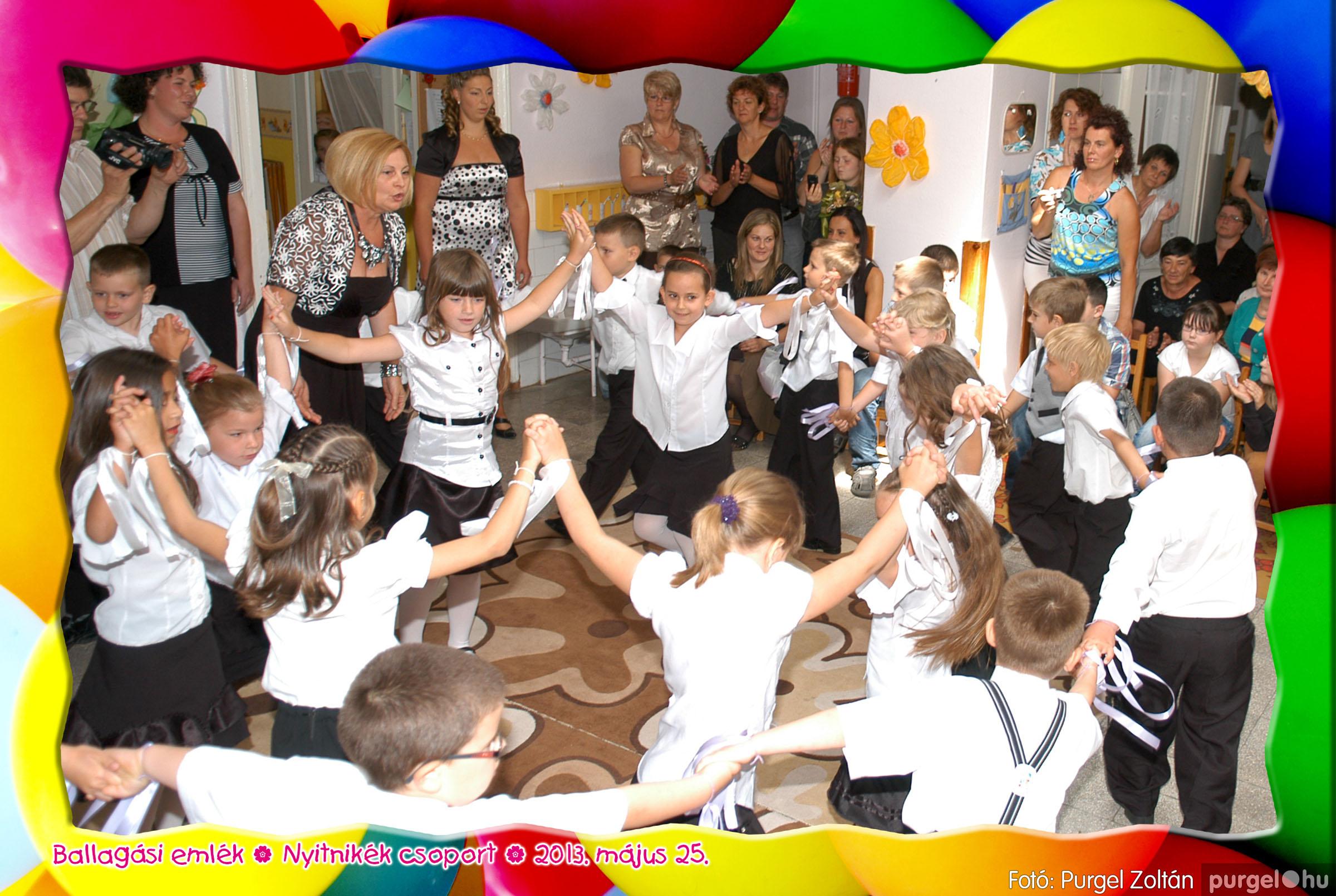 2013.05.25. 185 Kurca-parti Óvoda évzáró 2013. - Nyitnikék csoport - Fotó:PURGEL ZOLTÁN© 506.jpg