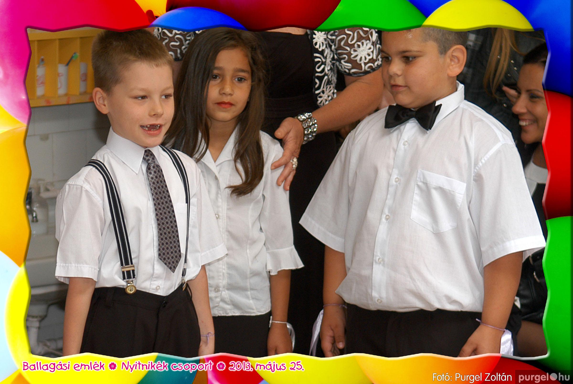 2013.05.25. 209 Kurca-parti Óvoda évzáró 2013. - Nyitnikék csoport - Fotó:PURGEL ZOLTÁN© 530.jpg