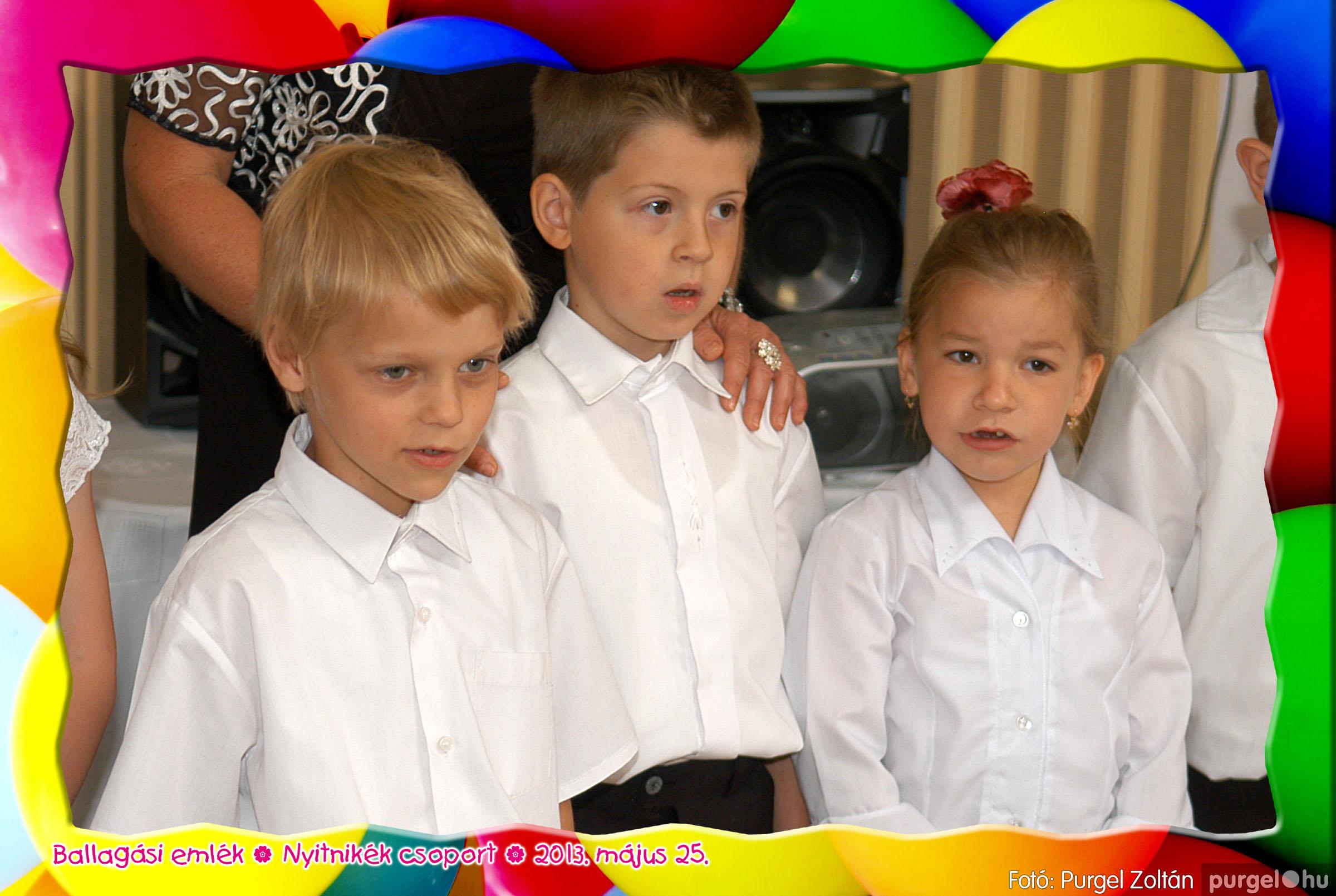 2013.05.25. 202 Kurca-parti Óvoda évzáró 2013. - Nyitnikék csoport - Fotó:PURGEL ZOLTÁN© 523.jpg