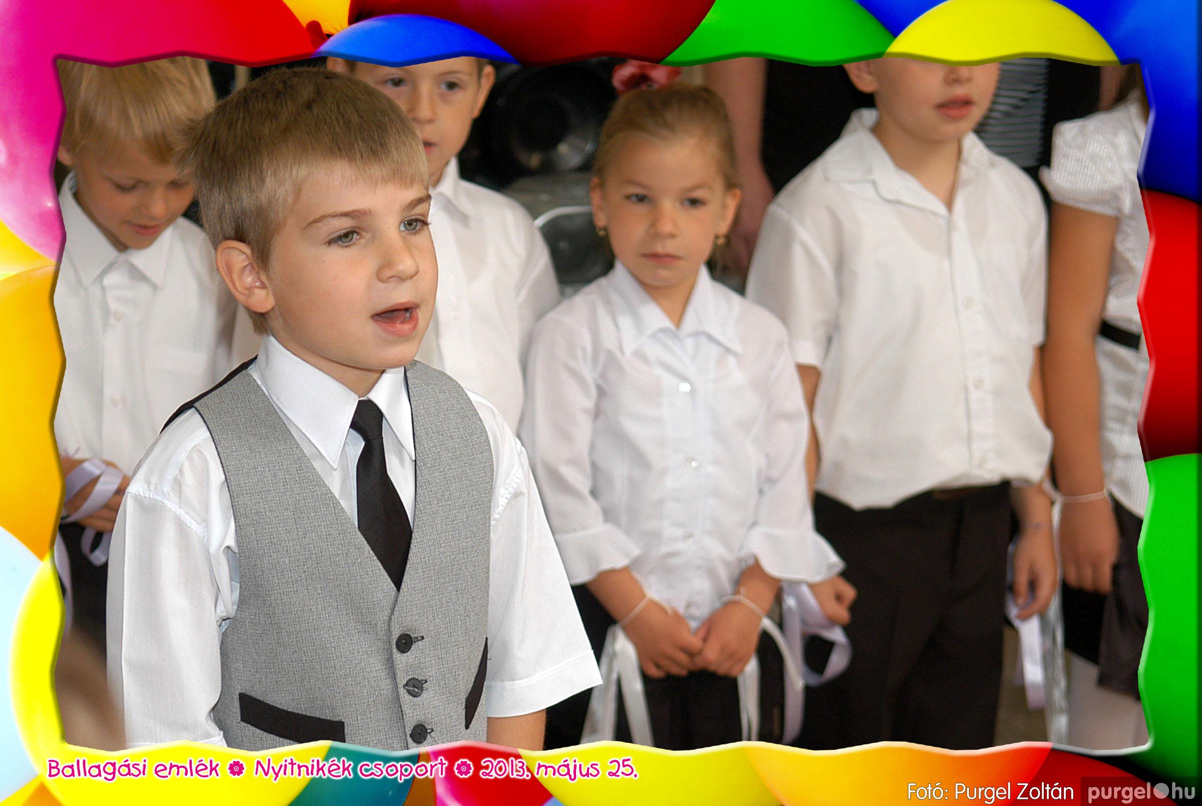 2013.05.25. 198 Kurca-parti Óvoda évzáró 2013. - Nyitnikék csoport - Fotó:PURGEL ZOLTÁN© 519.jpg