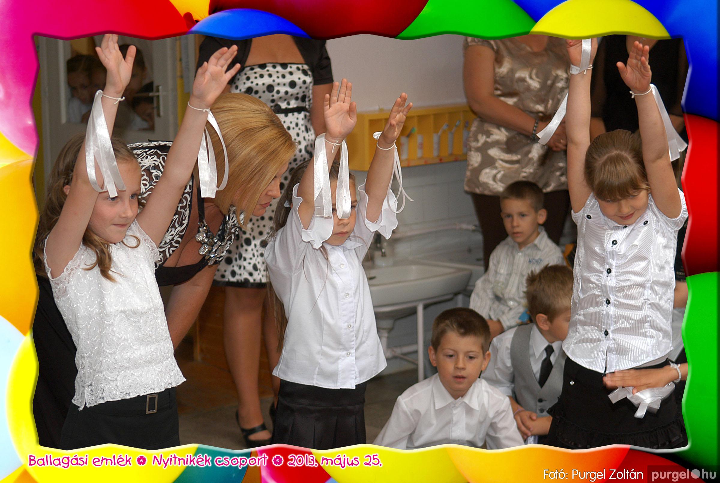 2013.05.25. 184 Kurca-parti Óvoda évzáró 2013. - Nyitnikék csoport - Fotó:PURGEL ZOLTÁN© 505.jpg