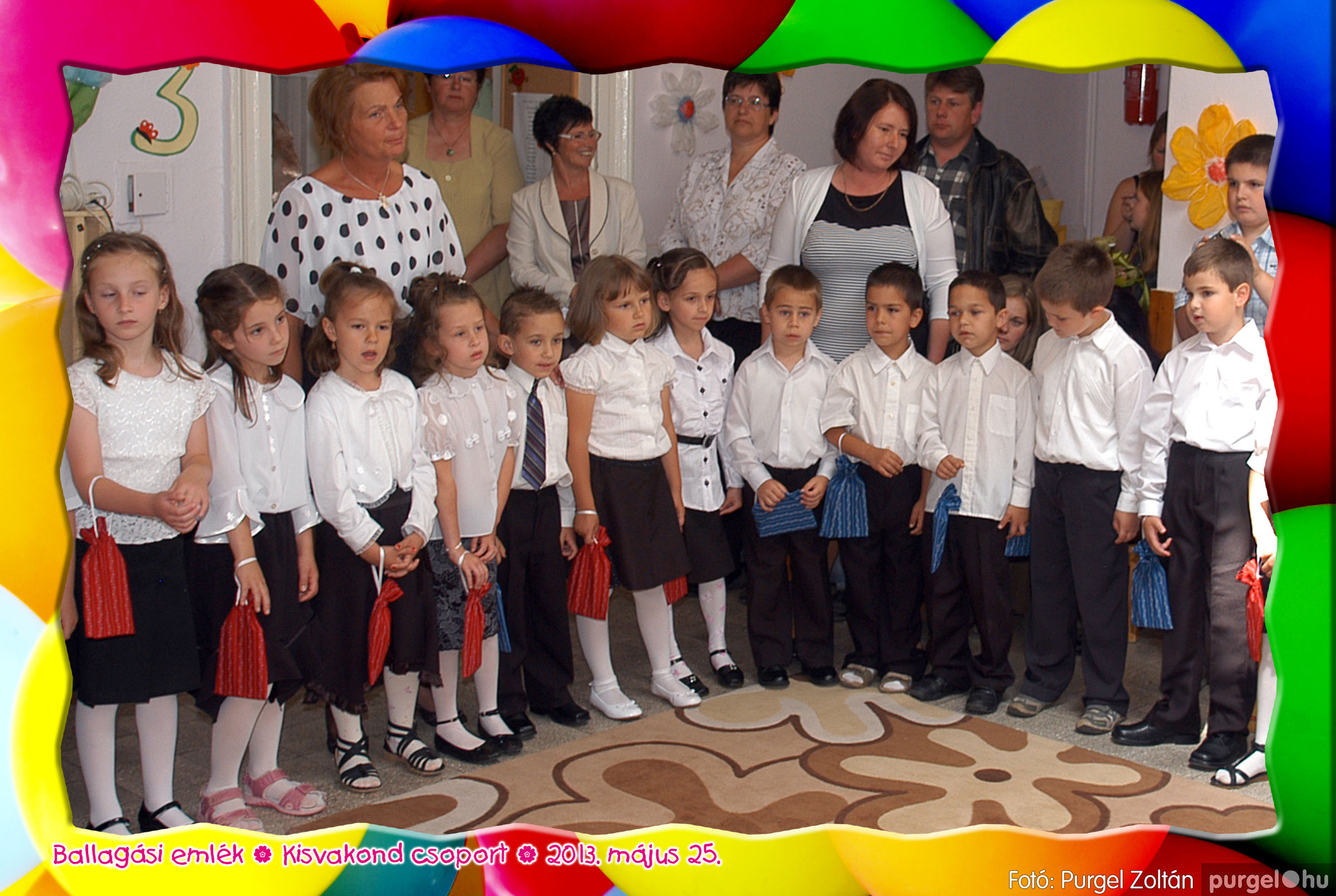 2013.05.25. 177 Kurca-parti Óvoda évzáró 2013. - Kisvakond csoport - Fotó:PURGEL ZOLTÁN© 434.jpg
