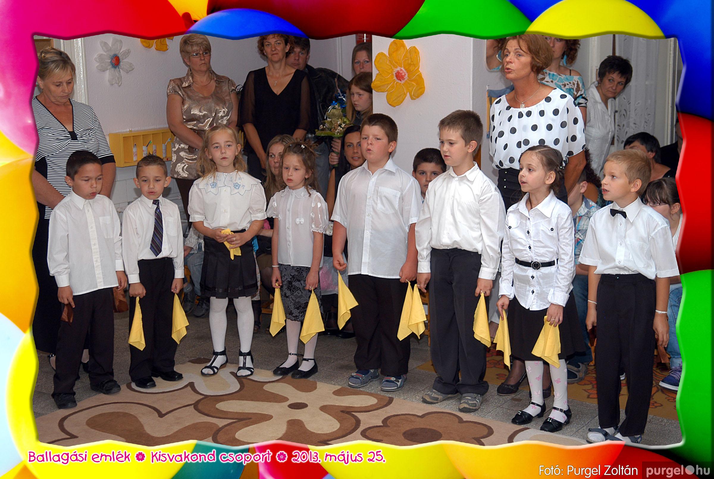 2013.05.25. 174 Kurca-parti Óvoda évzáró 2013. - Kisvakond csoport - Fotó:PURGEL ZOLTÁN© 431.jpg