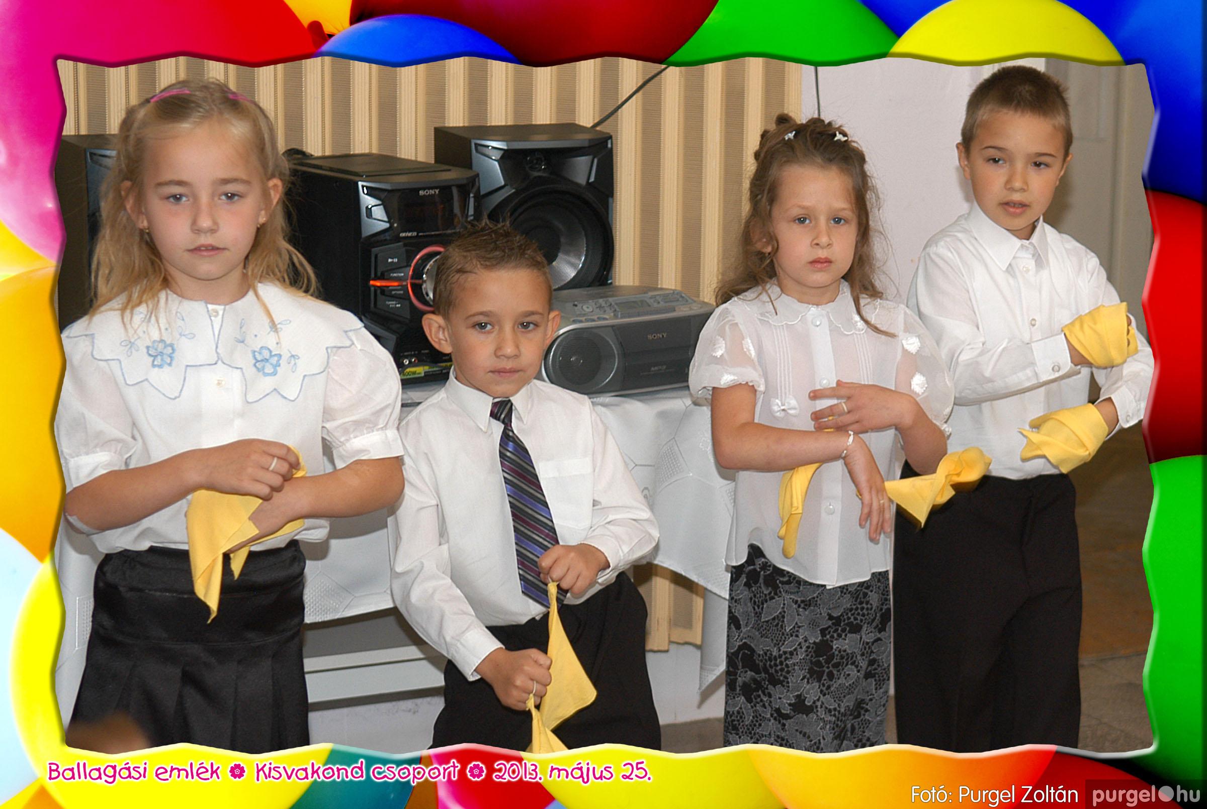 2013.05.25. 159 Kurca-parti Óvoda évzáró 2013. - Kisvakond csoport - Fotó:PURGEL ZOLTÁN© 416.jpg