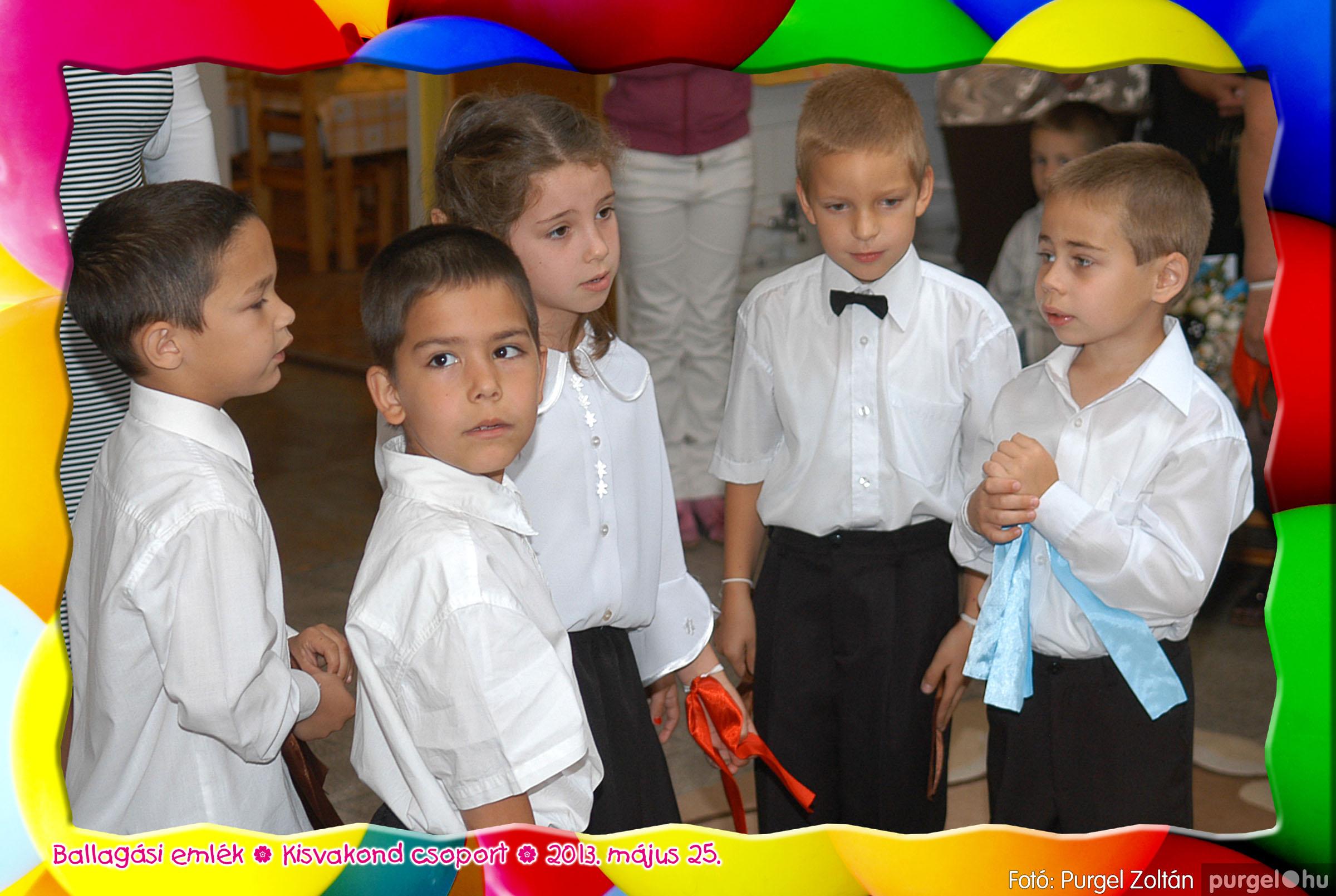 2013.05.25. 152 Kurca-parti Óvoda évzáró 2013. - Kisvakond csoport - Fotó:PURGEL ZOLTÁN© 409.jpg