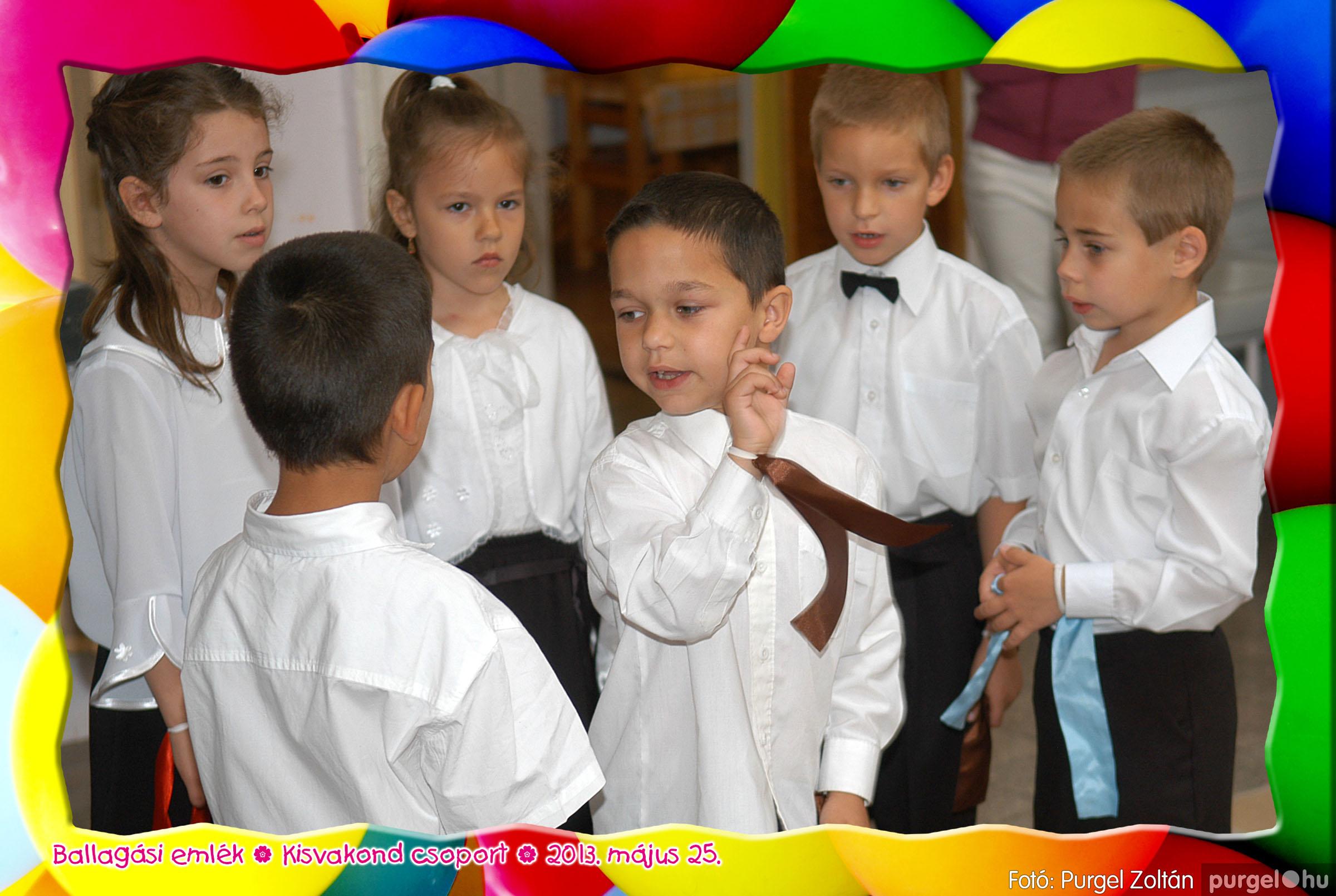 2013.05.25. 150 Kurca-parti Óvoda évzáró 2013. - Kisvakond csoport - Fotó:PURGEL ZOLTÁN© 407.jpg