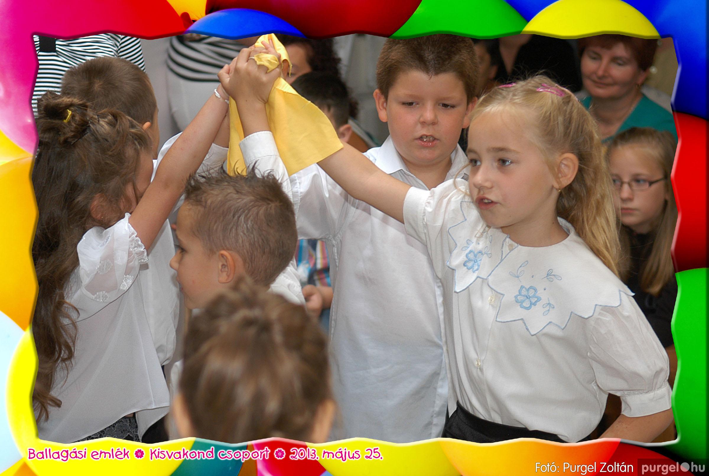 2013.05.25. 148 Kurca-parti Óvoda évzáró 2013. - Kisvakond csoport - Fotó:PURGEL ZOLTÁN© 405.jpg