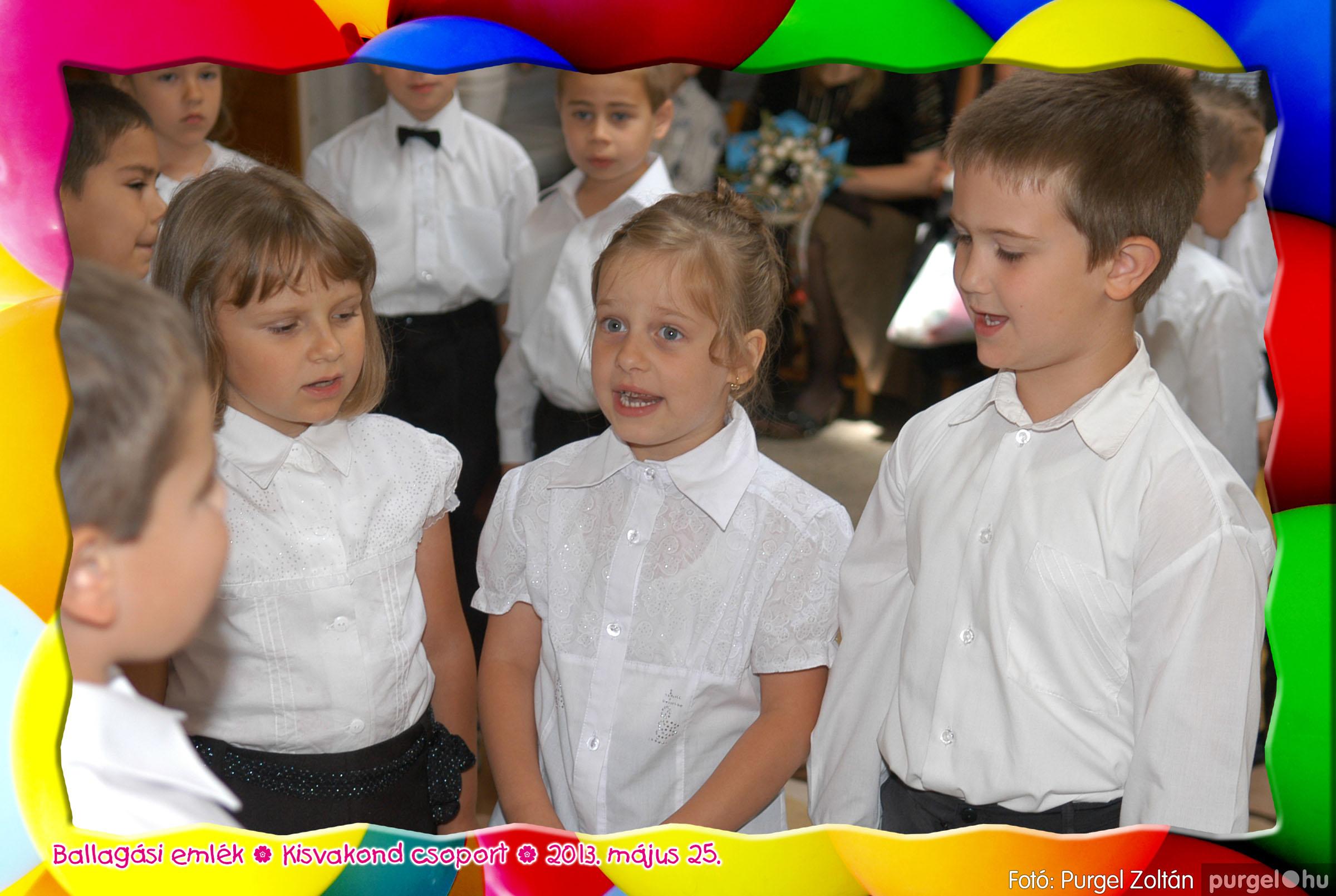2013.05.25. 144 Kurca-parti Óvoda évzáró 2013. - Kisvakond csoport - Fotó:PURGEL ZOLTÁN© 401.jpg