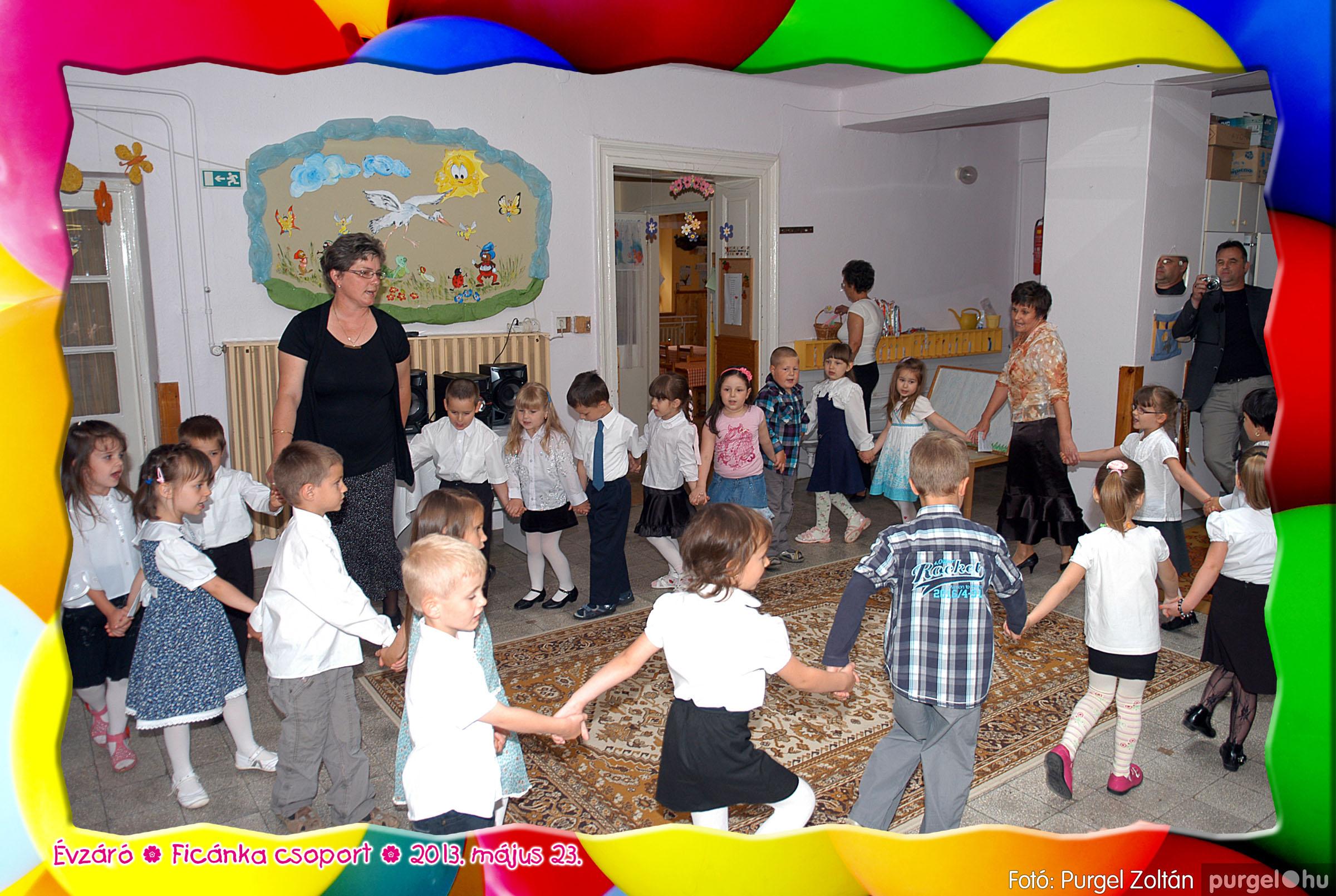 2013.05.23. 126 Kurca-parti Óvoda évzáró 2013. - Ficánka csoport - Fotó:PURGEL ZOLTÁN© 219.jpg