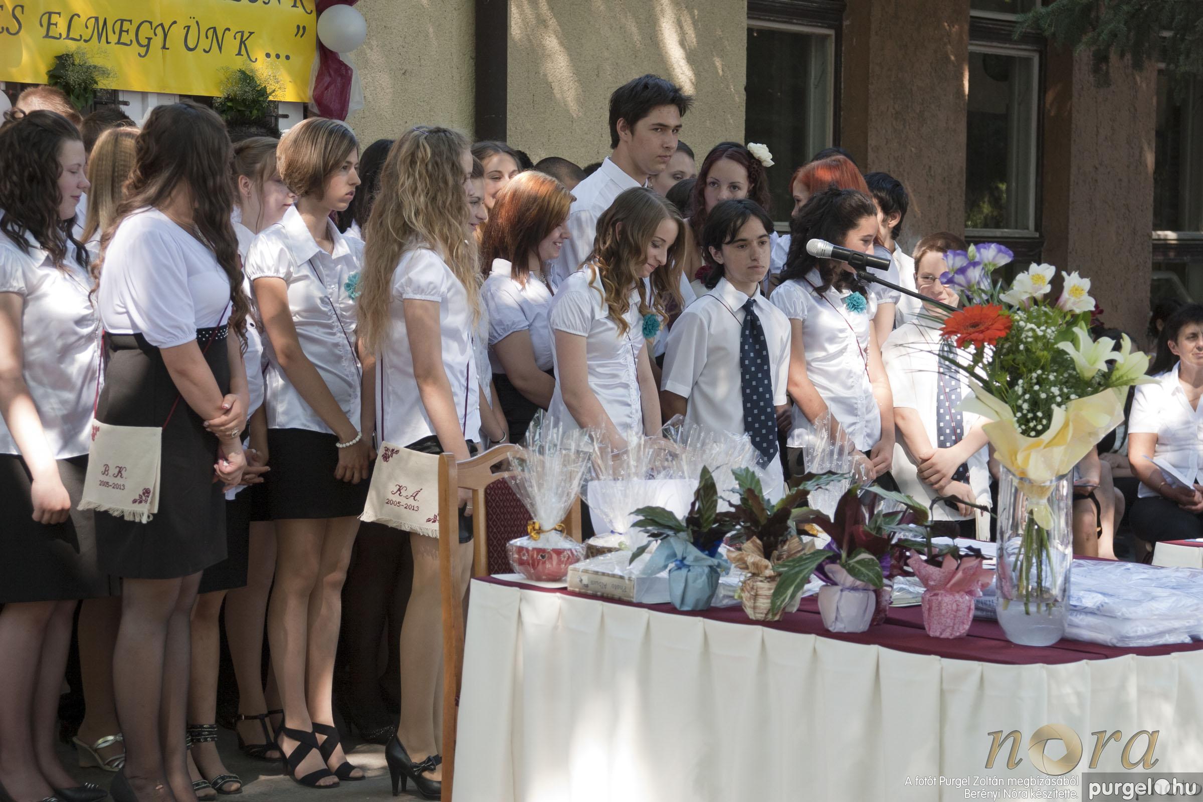 2013.06.15. 211 Forray Máté Általános Iskola ballagás 2013. - Fotó:BERÉNYI NÓRA© _MG_1251.JPG