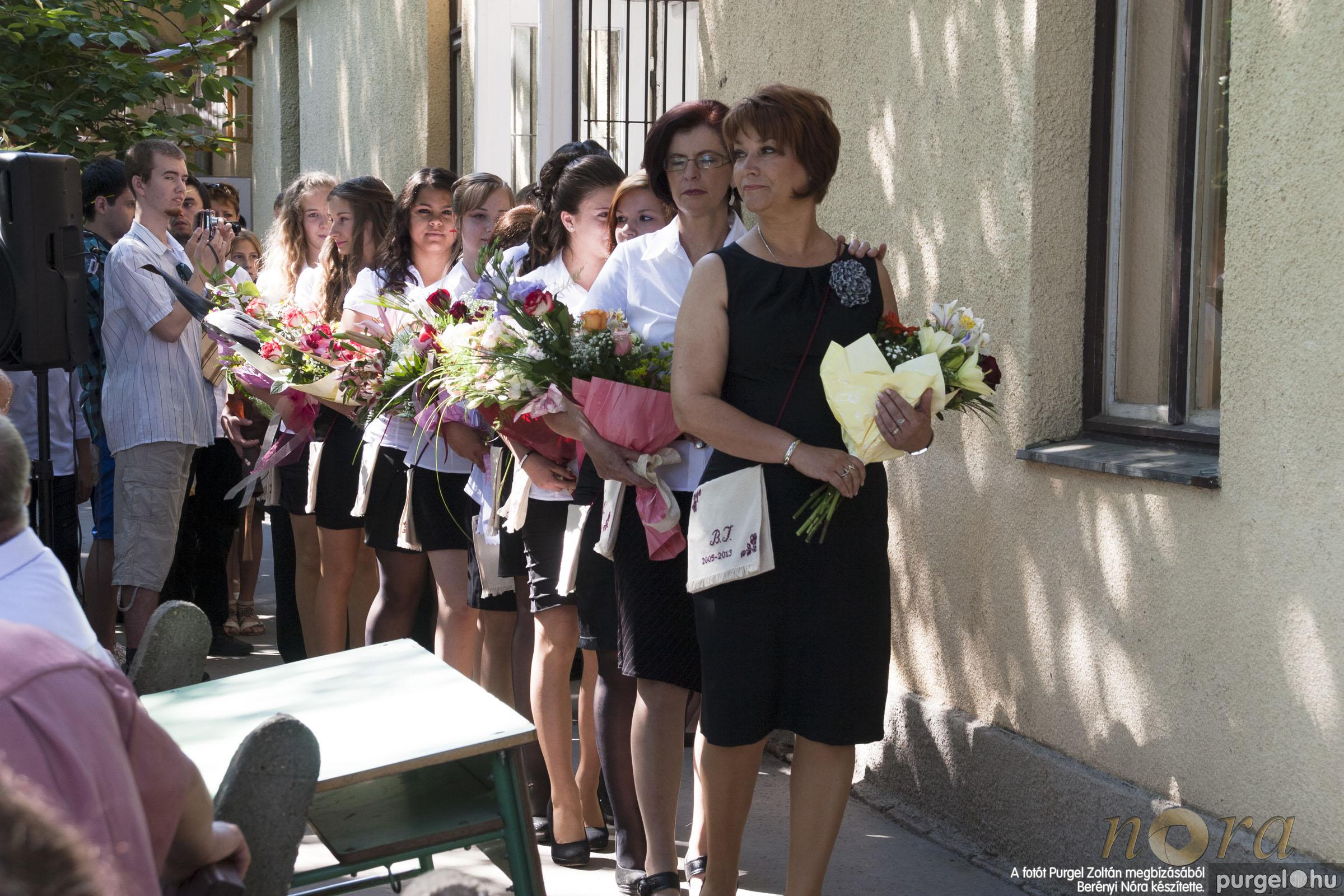 2013.06.15. 154 Forray Máté Általános Iskola ballagás 2013. - Fotó:BERÉNYI NÓRA© _MG_1158.JPG