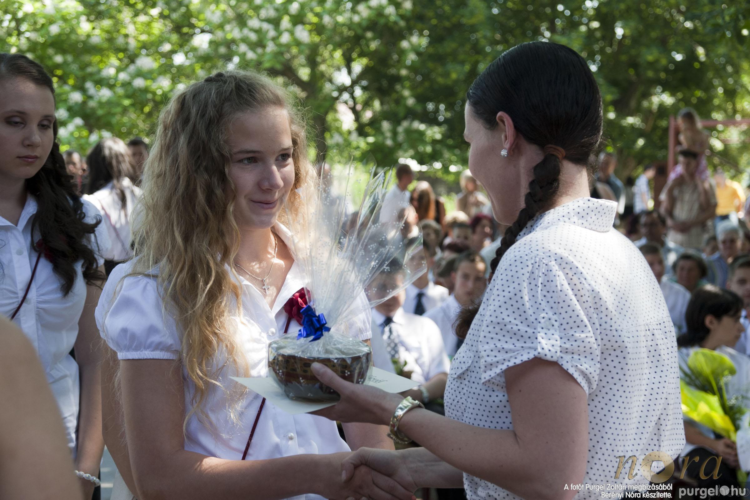 2013.06.15. 306 Forray Máté Általános Iskola ballagás 2013. - Fotó:BERÉNYI NÓRA© _MG_1391.JPG