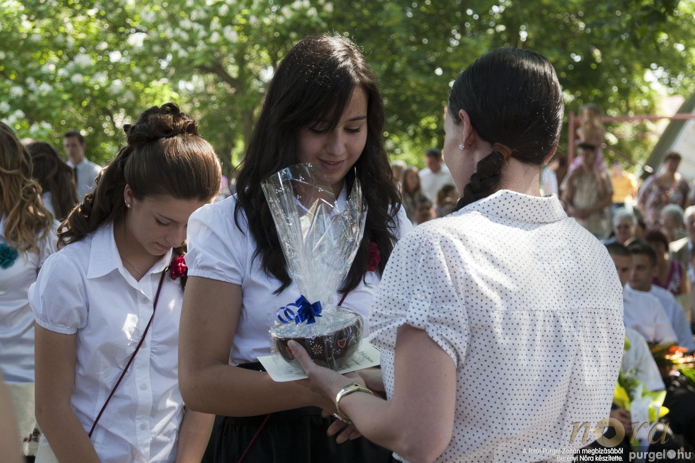2013.06.15. 305 Forray Máté Általános Iskola ballagás 2013. - Fotó:BERÉNYI NÓRA© _MG_1390.JPG