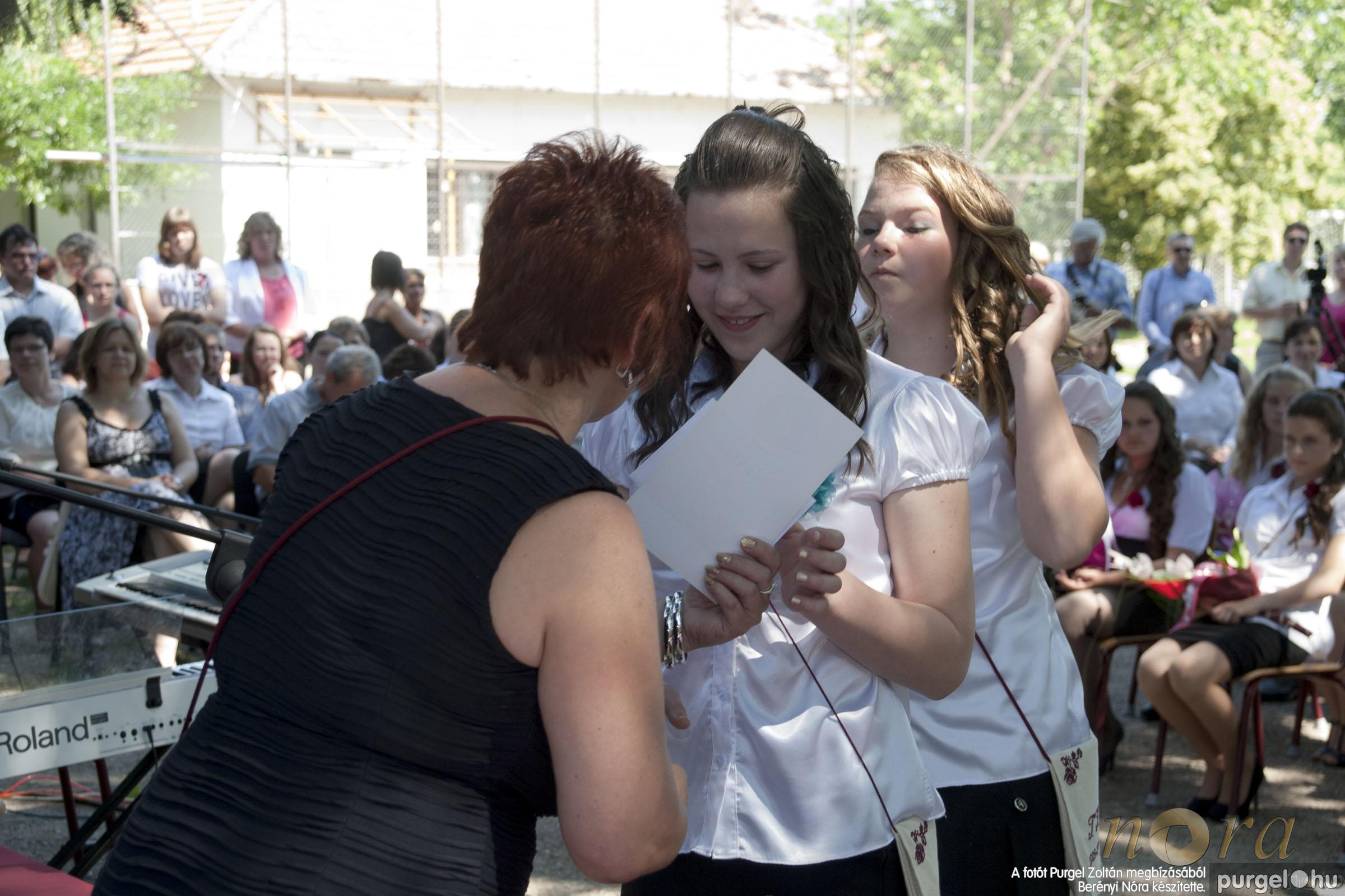 2013.06.15. 302 Forray Máté Általános Iskola ballagás 2013. - Fotó:BERÉNYI NÓRA© _MG_1387.JPG
