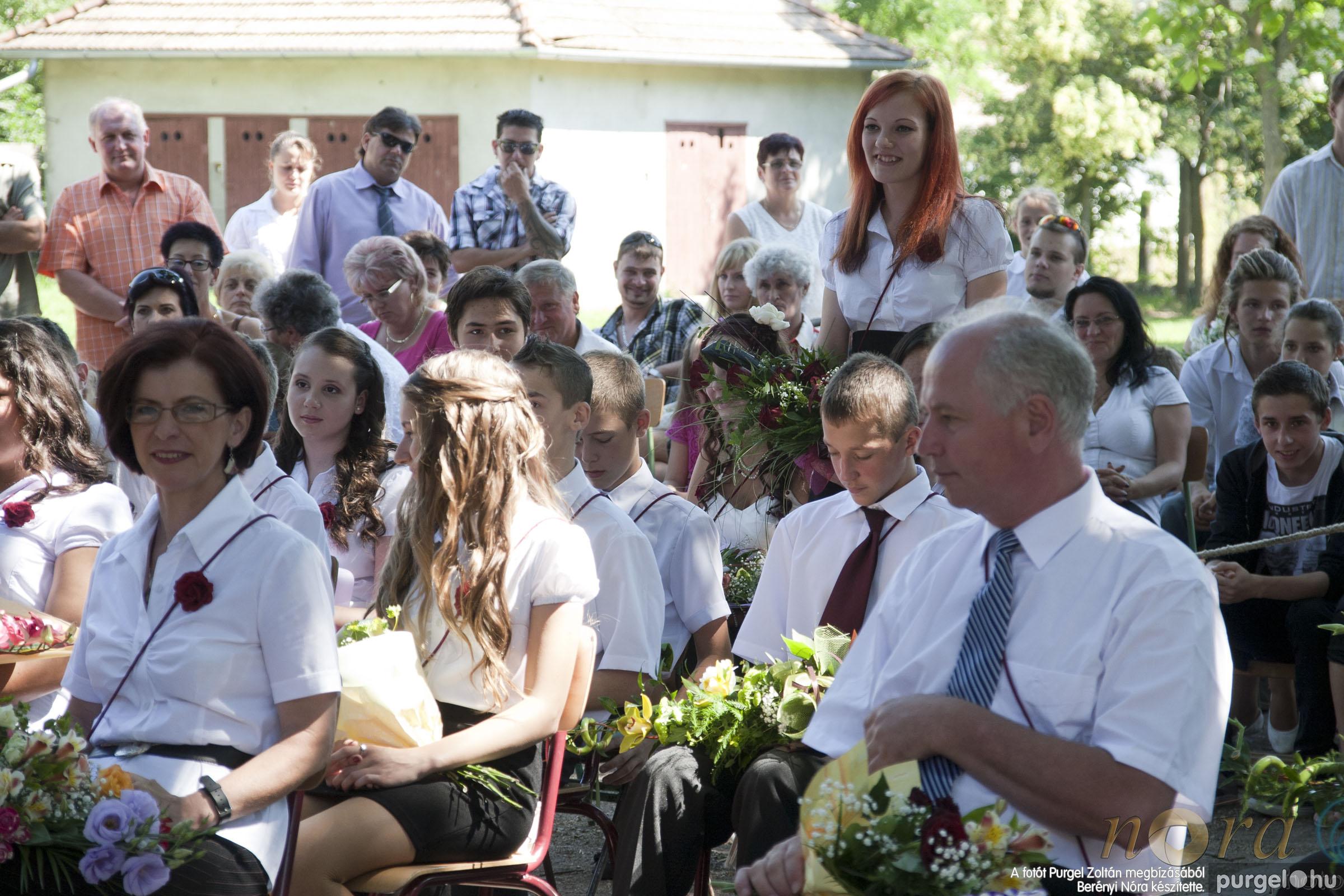 2013.06.15. 250 Forray Máté Általános Iskola ballagás 2013. - Fotó:BERÉNYI NÓRA© _MG_1323.JPG