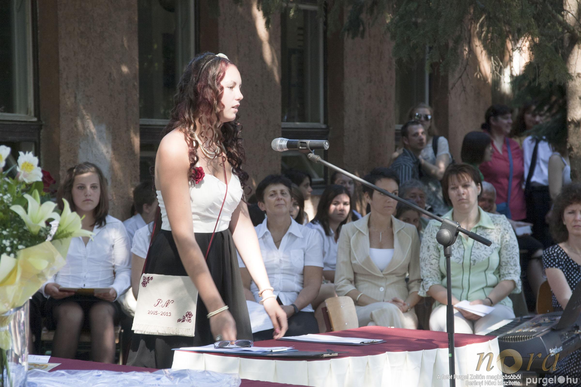 2013.06.15. 189 Forray Máté Általános Iskola ballagás 2013. - Fotó:BERÉNYI NÓRA© _MG_1208.JPG