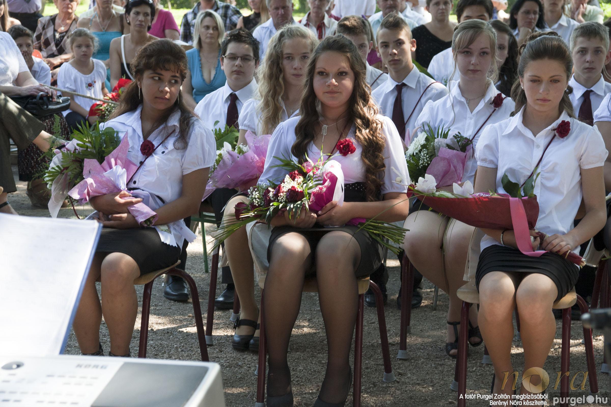 2013.06.15. 175 Forray Máté Általános Iskola ballagás 2013. - Fotó:BERÉNYI NÓRA© _MG_1190.JPG