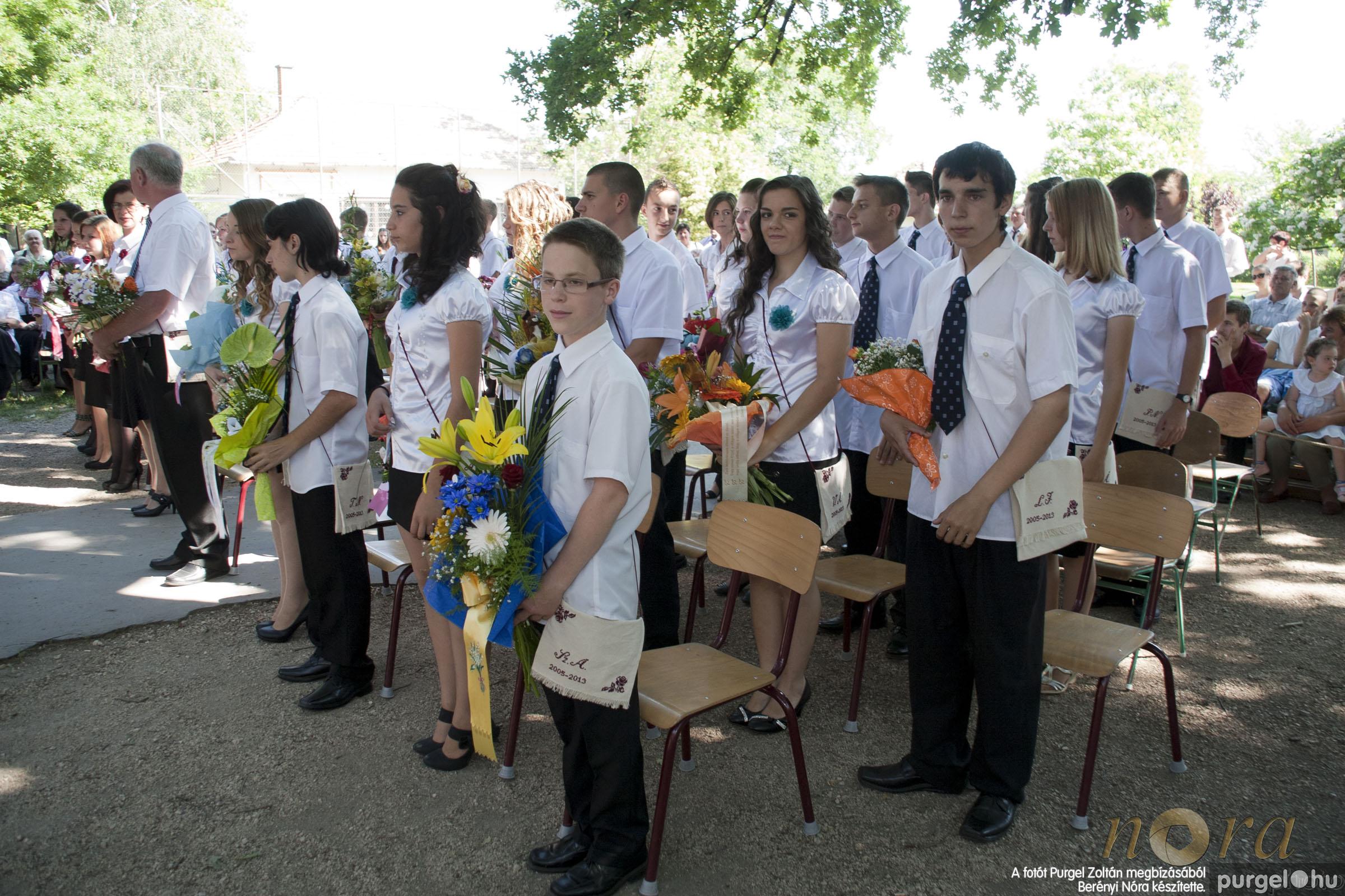 2013.06.15. 165 Forray Máté Általános Iskola ballagás 2013. - Fotó:BERÉNYI NÓRA© _MG_1175.JPG