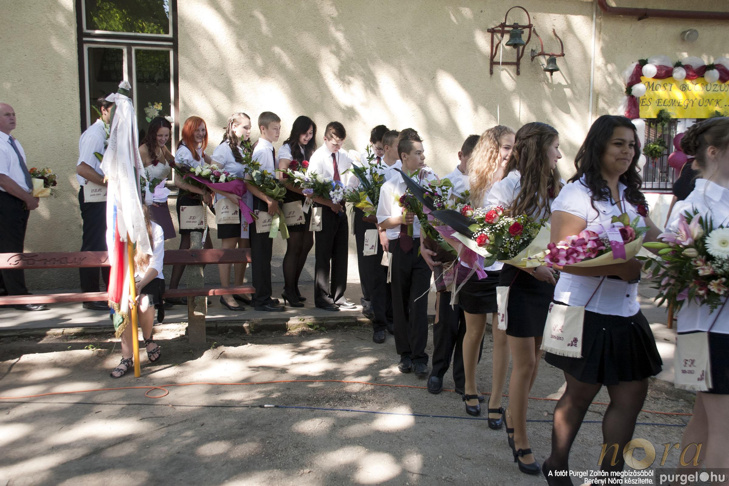 2013.06.15. 158 Forray Máté Általános Iskola ballagás 2013. - Fotó:BERÉNYI NÓRA© _MG_1166.JPG