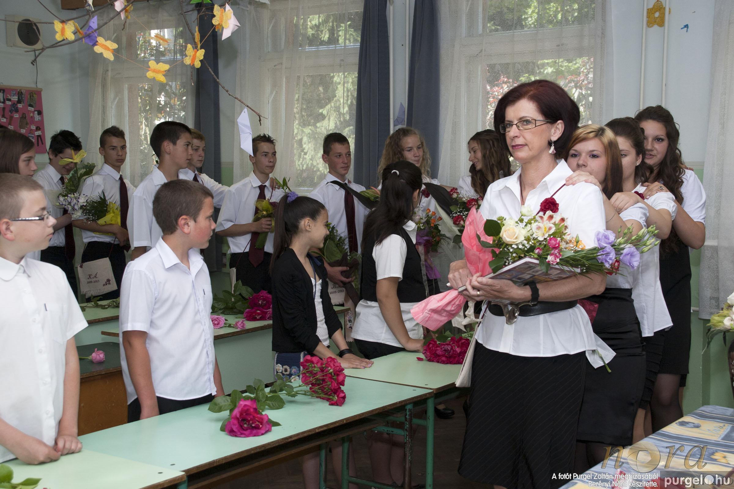 2013.06.15. 135 Forray Máté Általános Iskola ballagás 2013. - Fotó:BERÉNYI NÓRA© _MG_1117.JPG