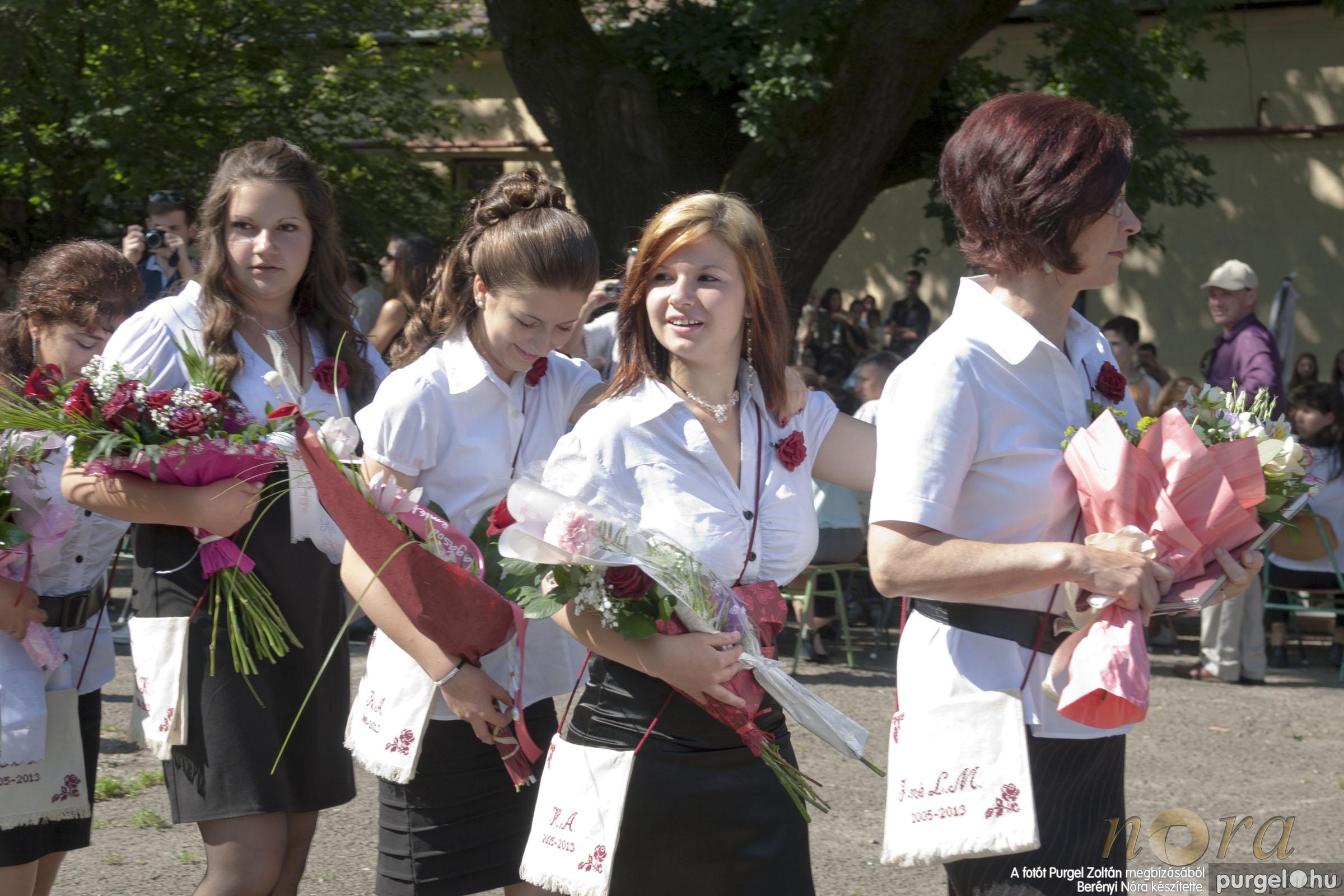2013.06.15. 122 Forray Máté Általános Iskola ballagás 2013. - Fotó:BERÉNYI NÓRA© _MG_1085.JPG
