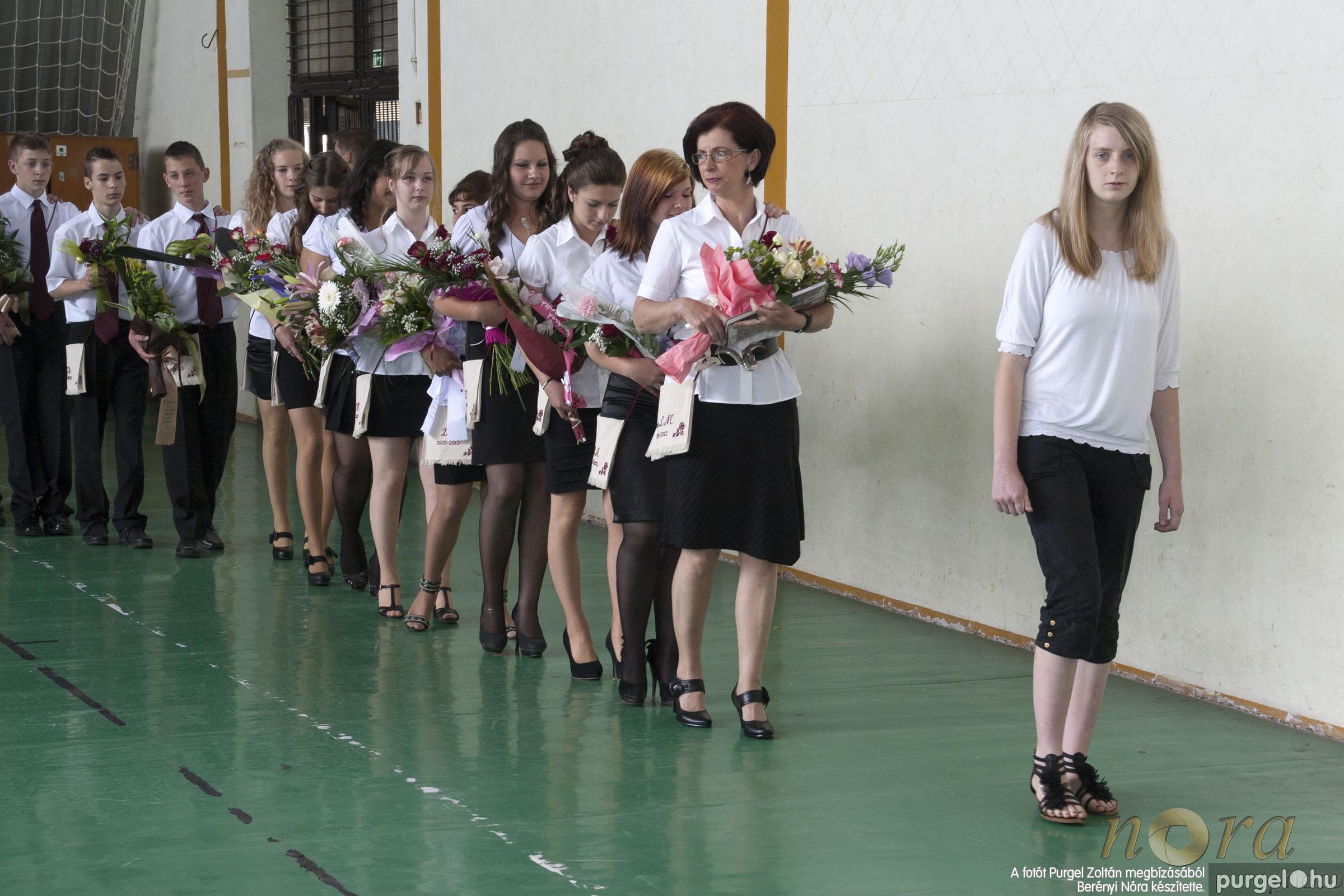 2013.06.15. 113 Forray Máté Általános Iskola ballagás 2013. - Fotó:BERÉNYI NÓRA© _MG_1068.JPG