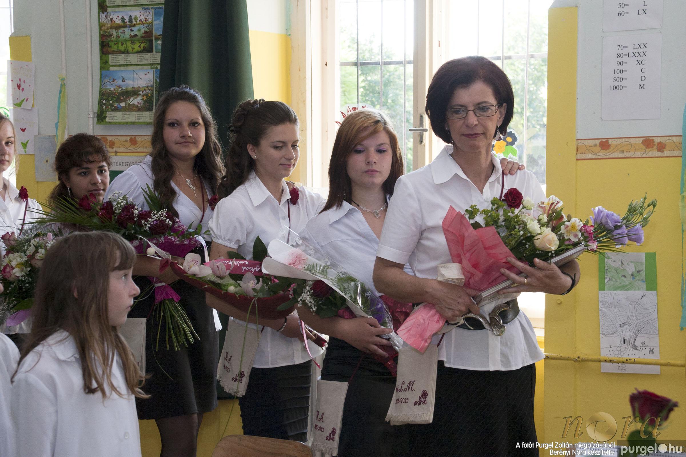 2013.06.15. 106 Forray Máté Általános Iskola ballagás 2013. - Fotó:BERÉNYI NÓRA© _MG_1054.JPG