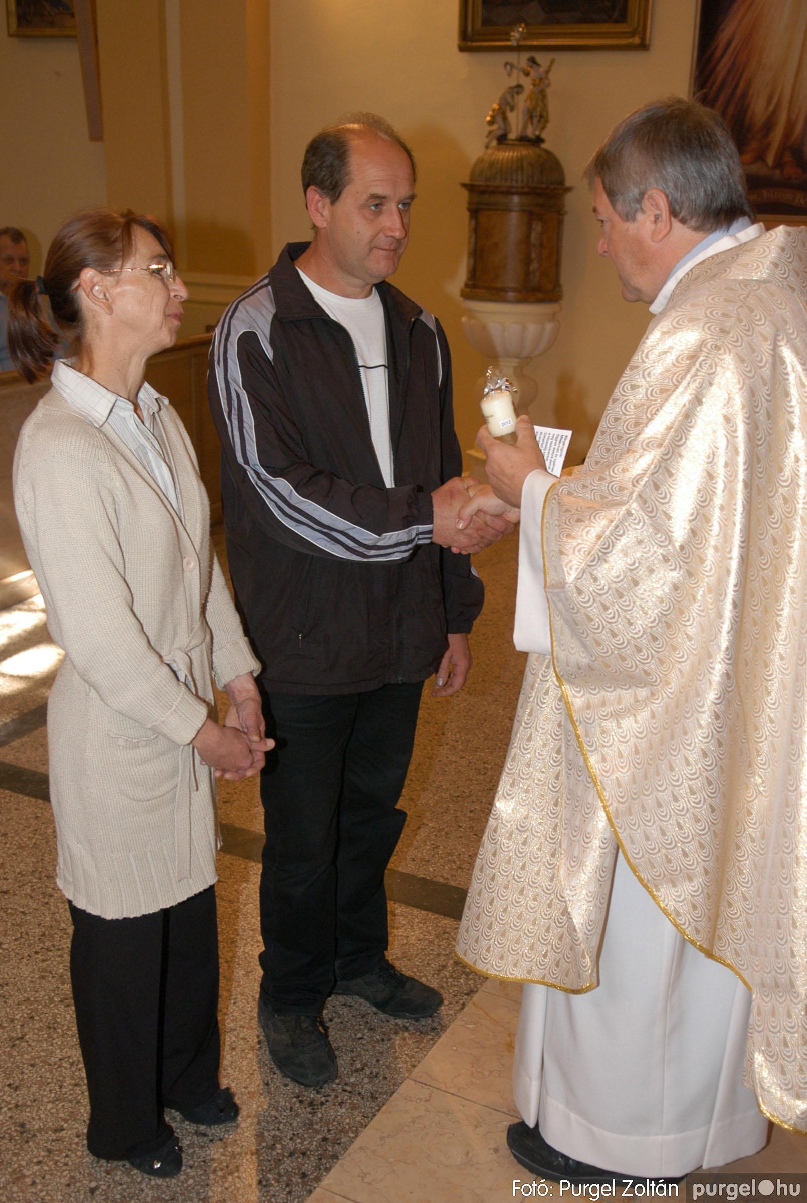 2012.09.23. 079 Kisboldogasszony Templom házassági évfordulók - Fotó:PURGEL ZOLTÁN© DSC_0194q.jpg