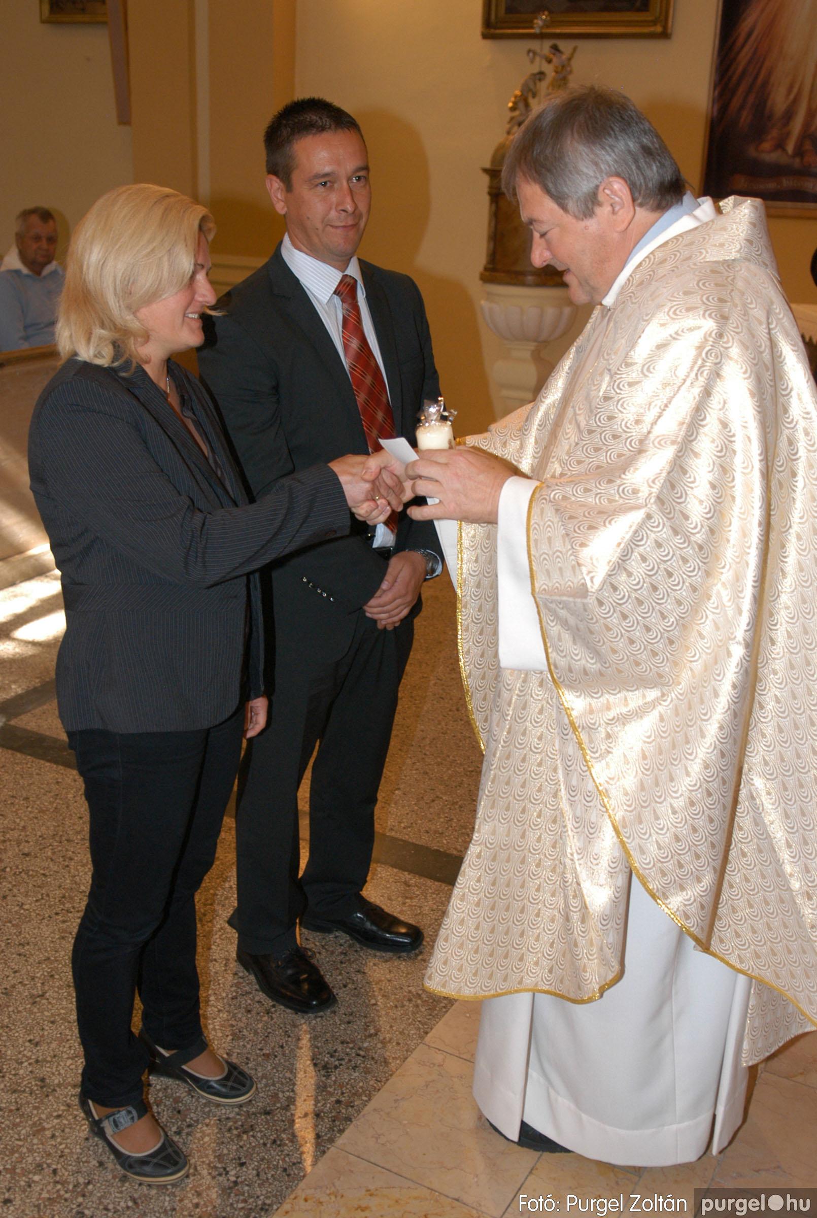 2012.09.23. 077 Kisboldogasszony Templom házassági évfordulók - Fotó:PURGEL ZOLTÁN© DSC_0192q.jpg