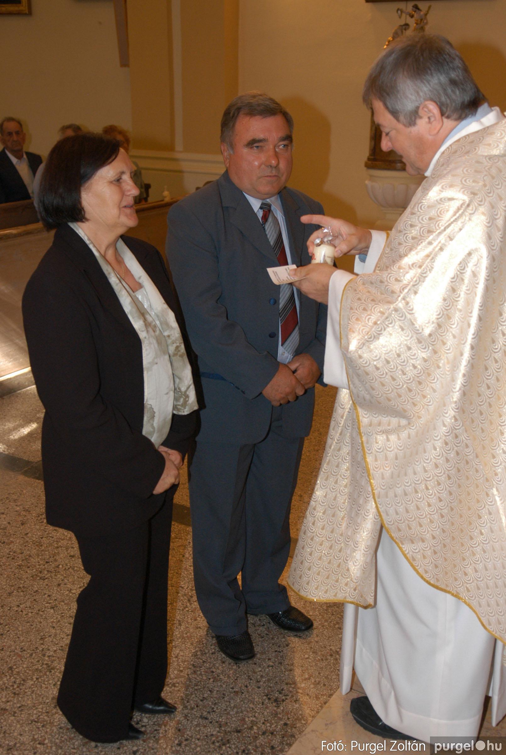 2012.09.23. 058 Kisboldogasszony Templom házassági évfordulók - Fotó:PURGEL ZOLTÁN© DSC_0170q.jpg