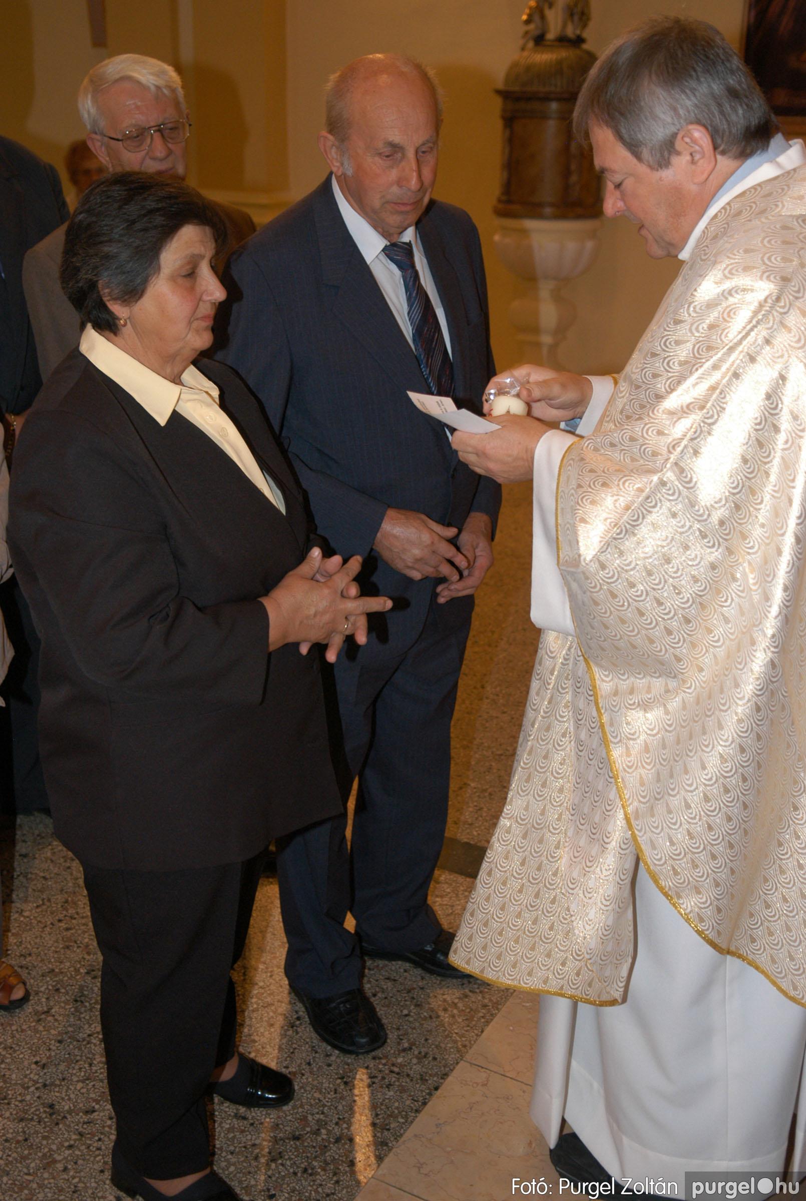 2012.09.23. 040 Kisboldogasszony Templom házassági évfordulók - Fotó:PURGEL ZOLTÁN© DSC_0145q.jpg