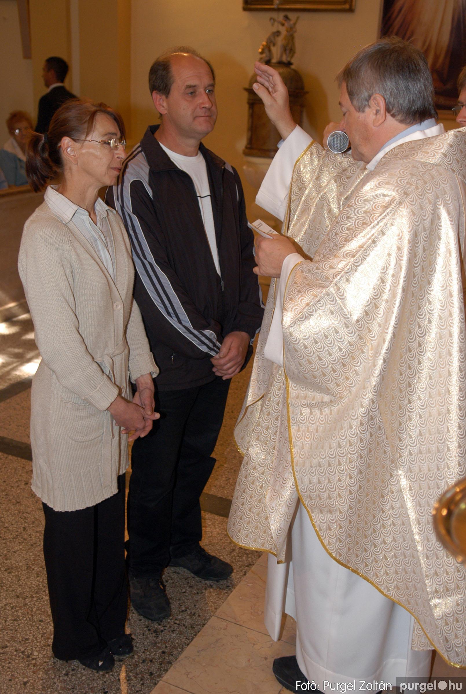 2012.09.23. 078 Kisboldogasszony Templom házassági évfordulók - Fotó:PURGEL ZOLTÁN© DSC_0193q.jpg