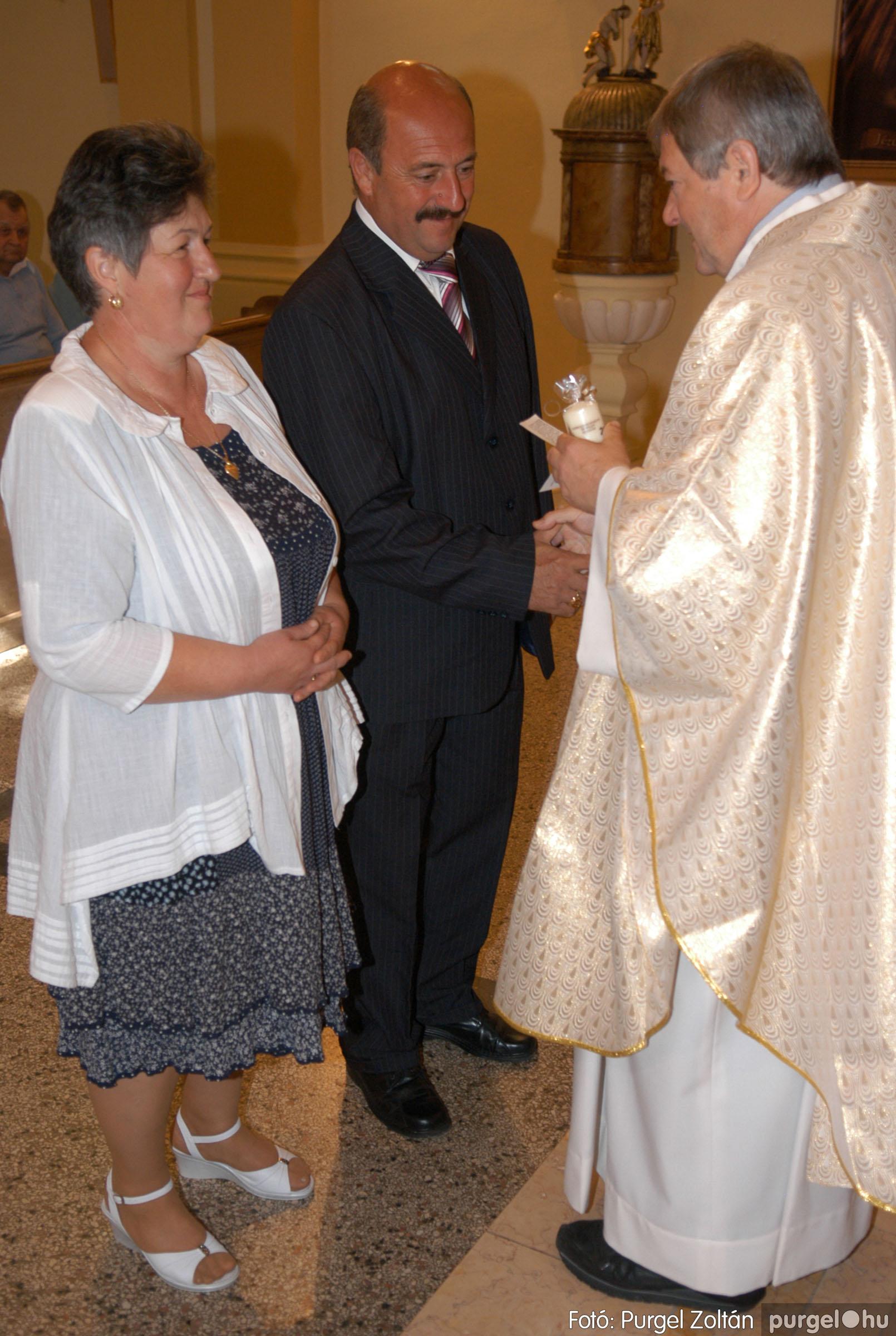 2012.09.23. 069 Kisboldogasszony Templom házassági évfordulók - Fotó:PURGEL ZOLTÁN© DSC_0182q.jpg