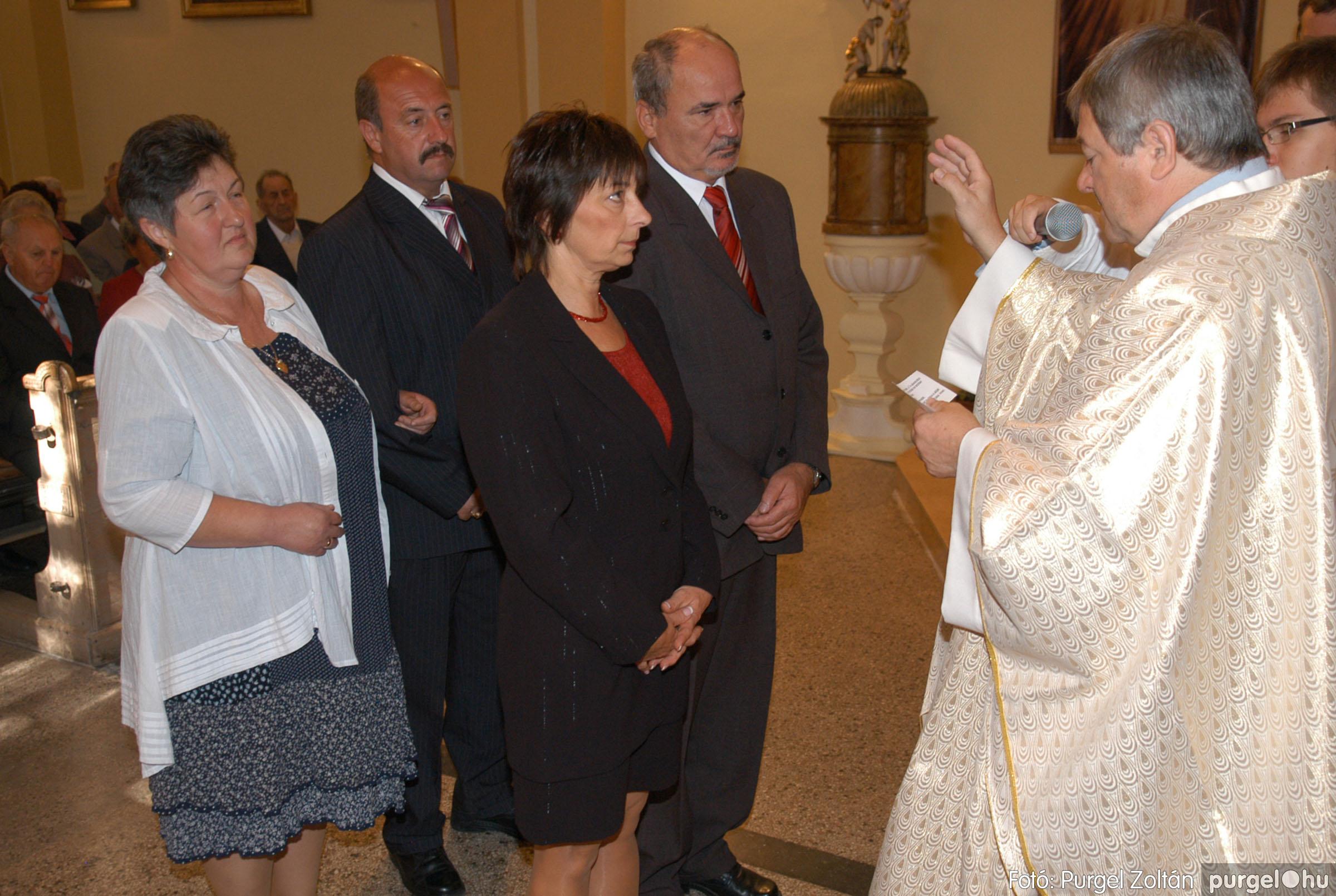 2012.09.23. 067 Kisboldogasszony Templom házassági évfordulók - Fotó:PURGEL ZOLTÁN© DSC_0179q.jpg