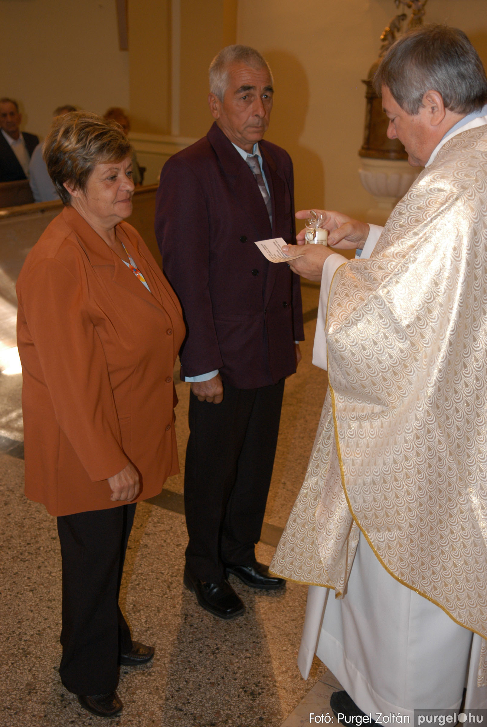 2012.09.23. 066 Kisboldogasszony Templom házassági évfordulók - Fotó:PURGEL ZOLTÁN© DSC_0178q.jpg