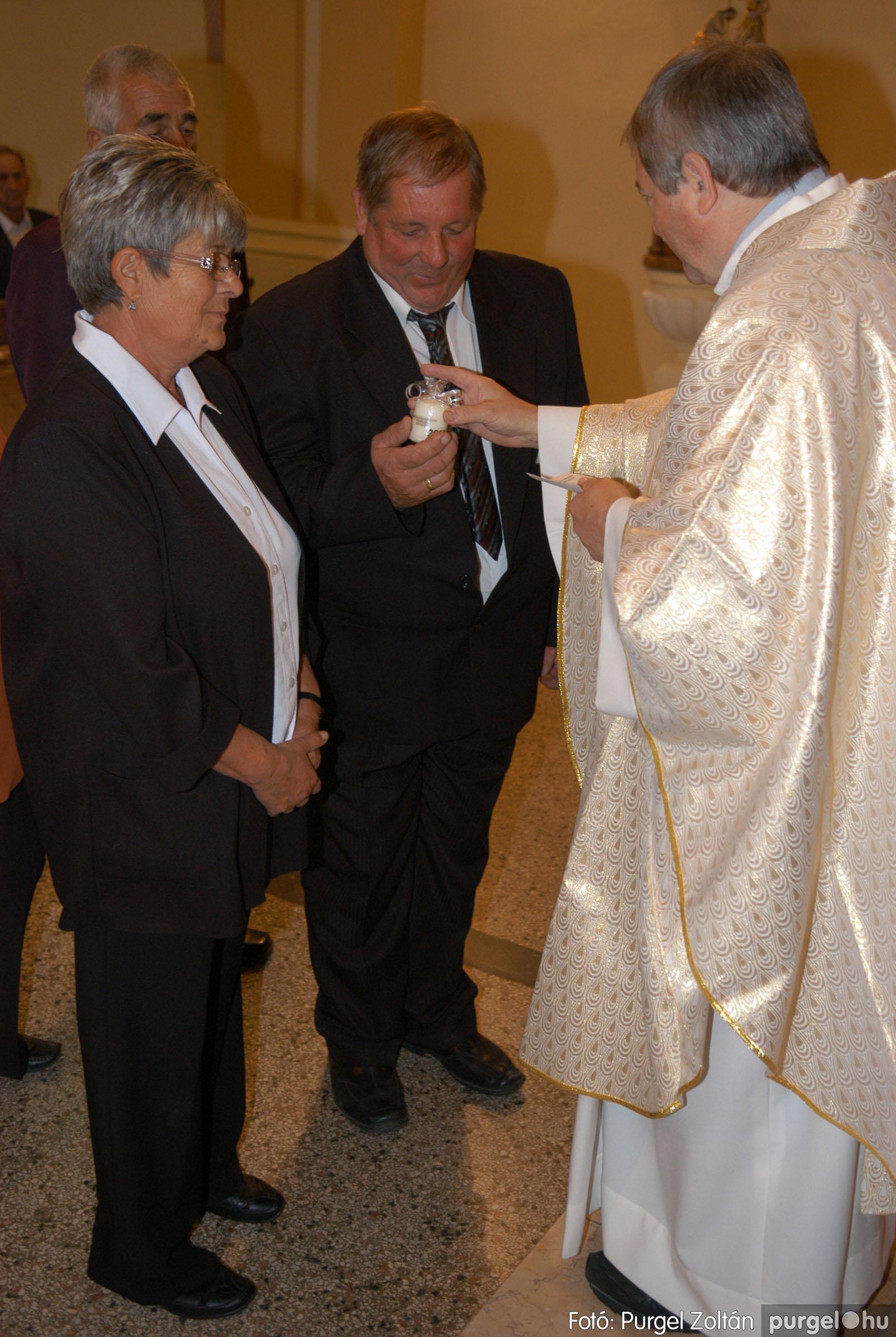 2012.09.23. 064 Kisboldogasszony Templom házassági évfordulók - Fotó:PURGEL ZOLTÁN© DSC_0176q.jpg